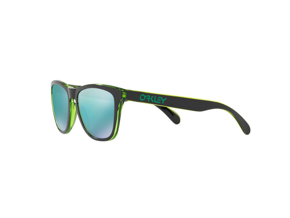 c25be7badf CENTINELA Gafas de sol Oakley - Frogskins - Eclipse verde, Jade Iridium -  OO901336