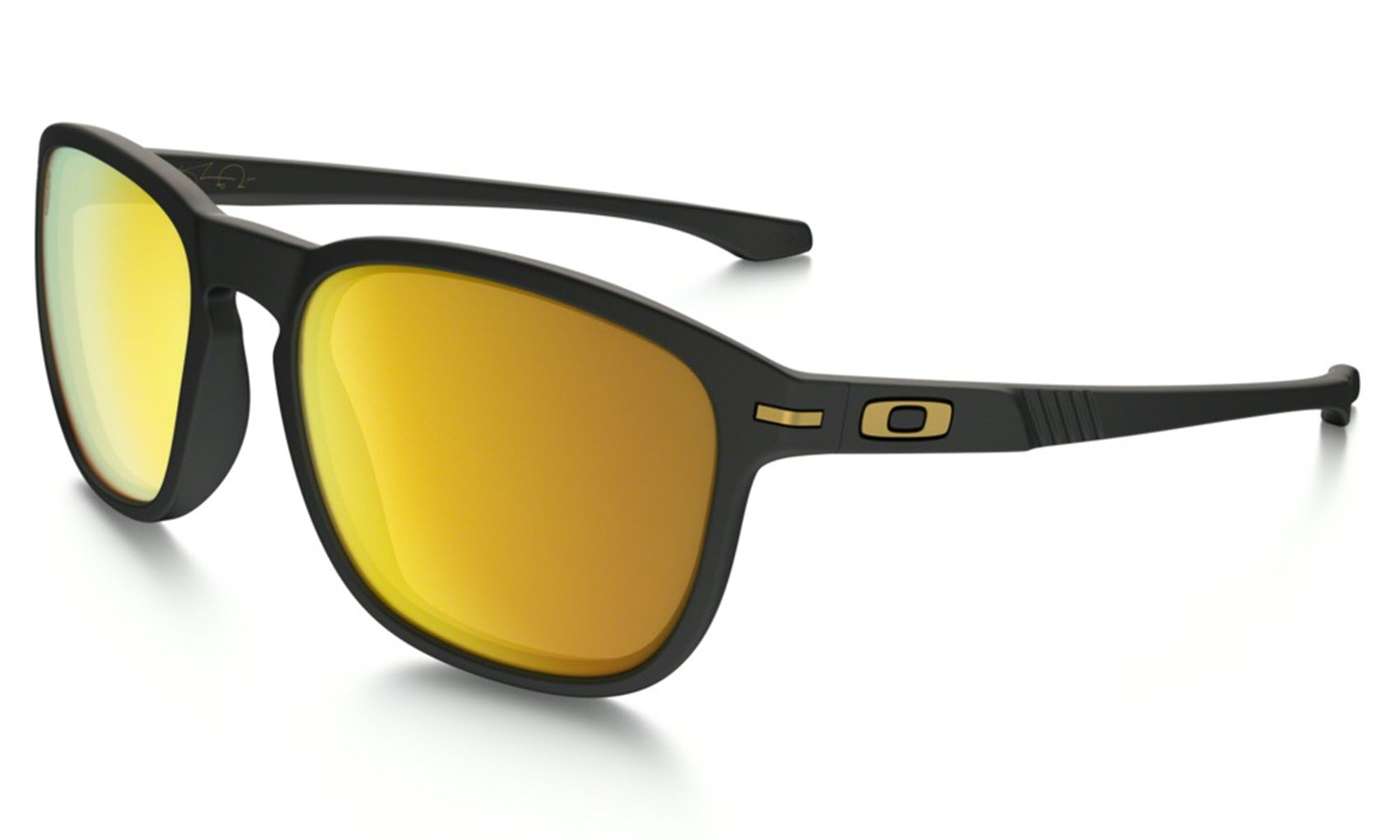 c25b7f7fc6 Oakley Enduro Sunglasses SW Collection Matte Black 24K Iridium ...