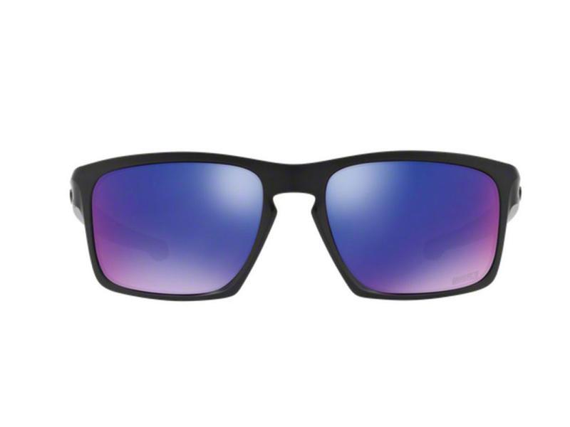 b44671a8571 Oakley Sliver Sunglasses Marc Marquez Matte Black Positive Red Iridium  Thumbnail 2