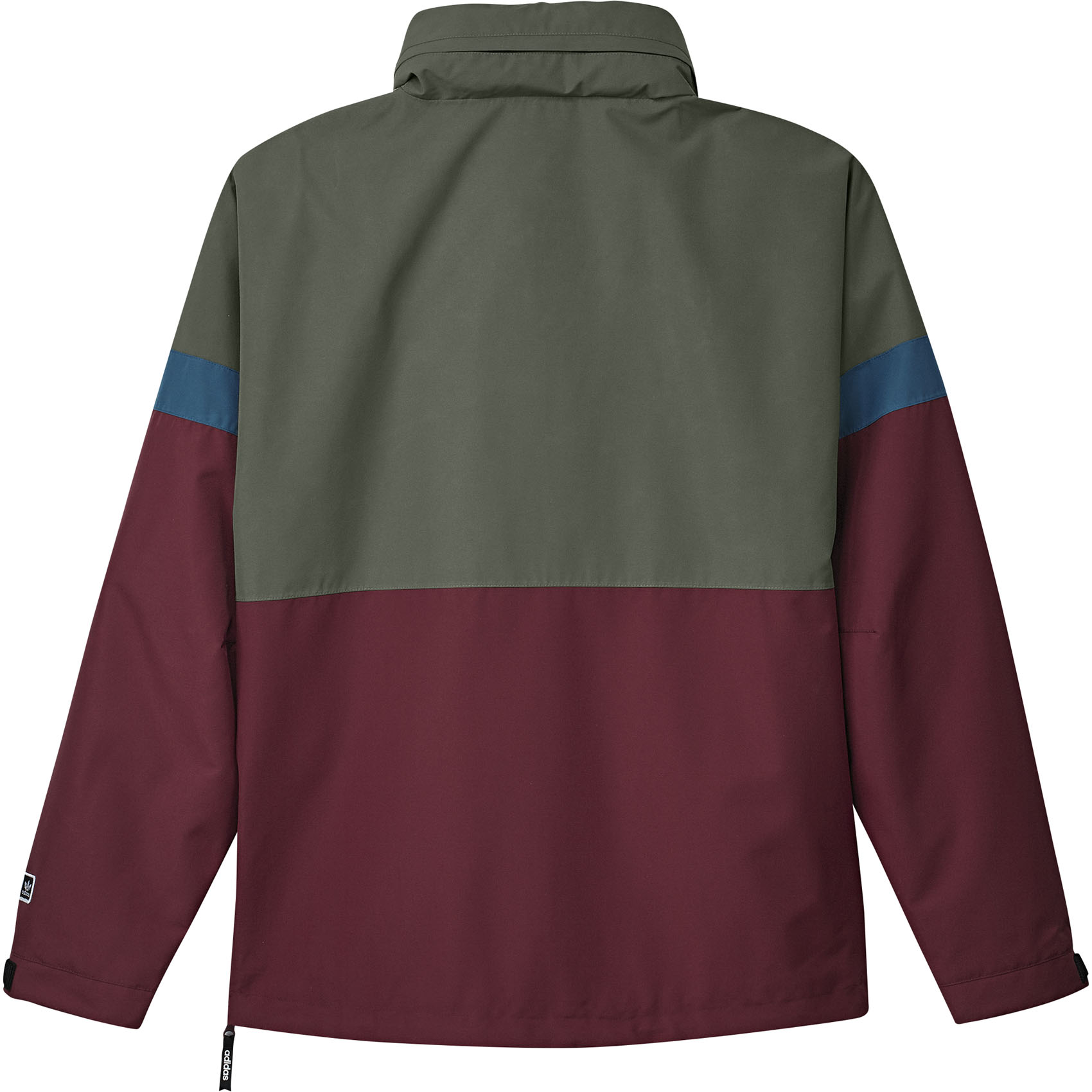 313ae6132eb Adidas-Snowboard-Jacket-BB-Snowbreaker-Black-Maroon-Green-