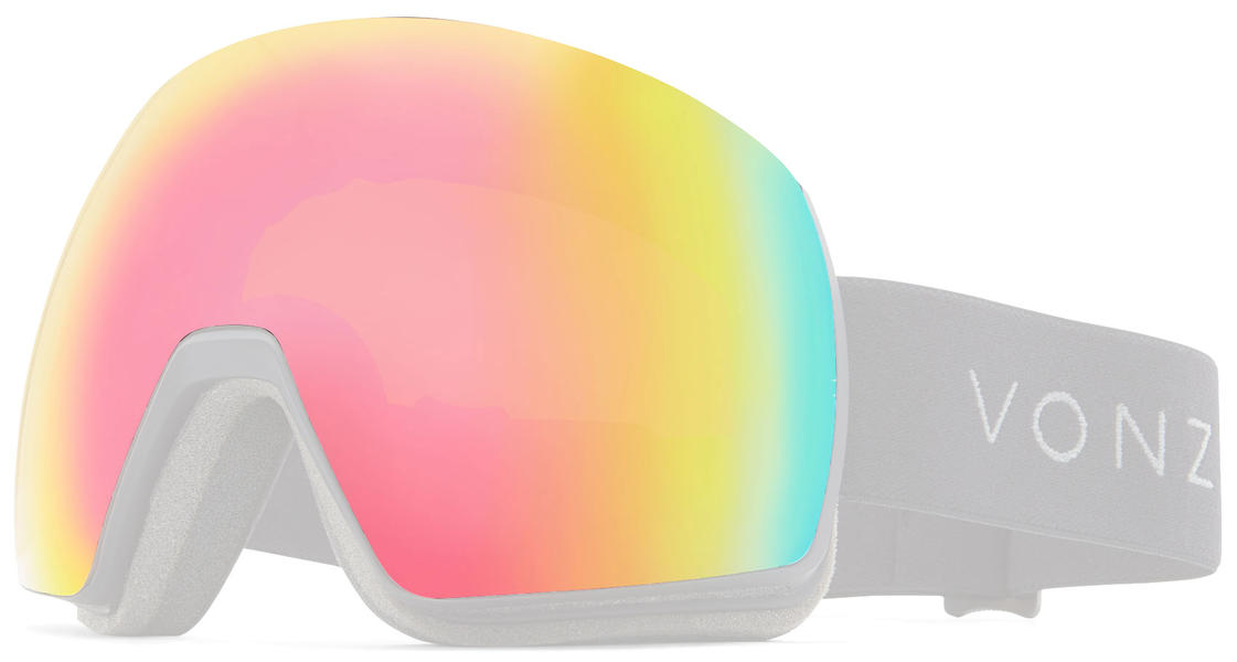 VonZipper Satellite Lens 2019 Wildlife Chrome