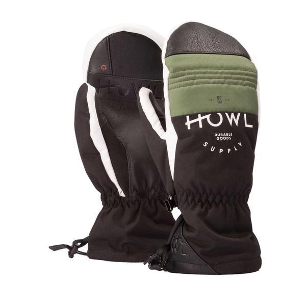 4a4e671443 Howl Snowboard Gloves Team Mitt 2019