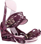Salomon Womens Hologram Snowboard Binding 2019
