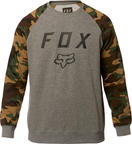 Fox Legacy Crew Pullover