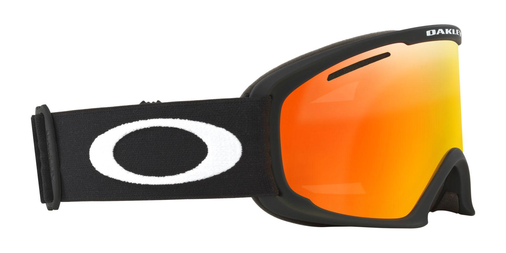 a8ef66ea5f Sentinel Oakley Snowboard Goggles - O Frame 2.0 XM - Matte Black Fire  Iridium