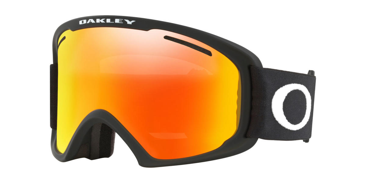 56c8b3f5b3 Oakley O Frame 2.0 XM Matte Black Fire Iridium and Persimmon Thumbnail 3