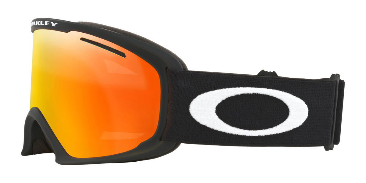 f83c01e23fc3 Oakley O Frame 2.0 XM Matte Black Fire Iridium and Persimmon Thumbnail 4