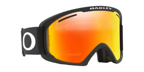 Oakley O Frame 2.0 XM Matte Black Fire Iridium and Persimmon