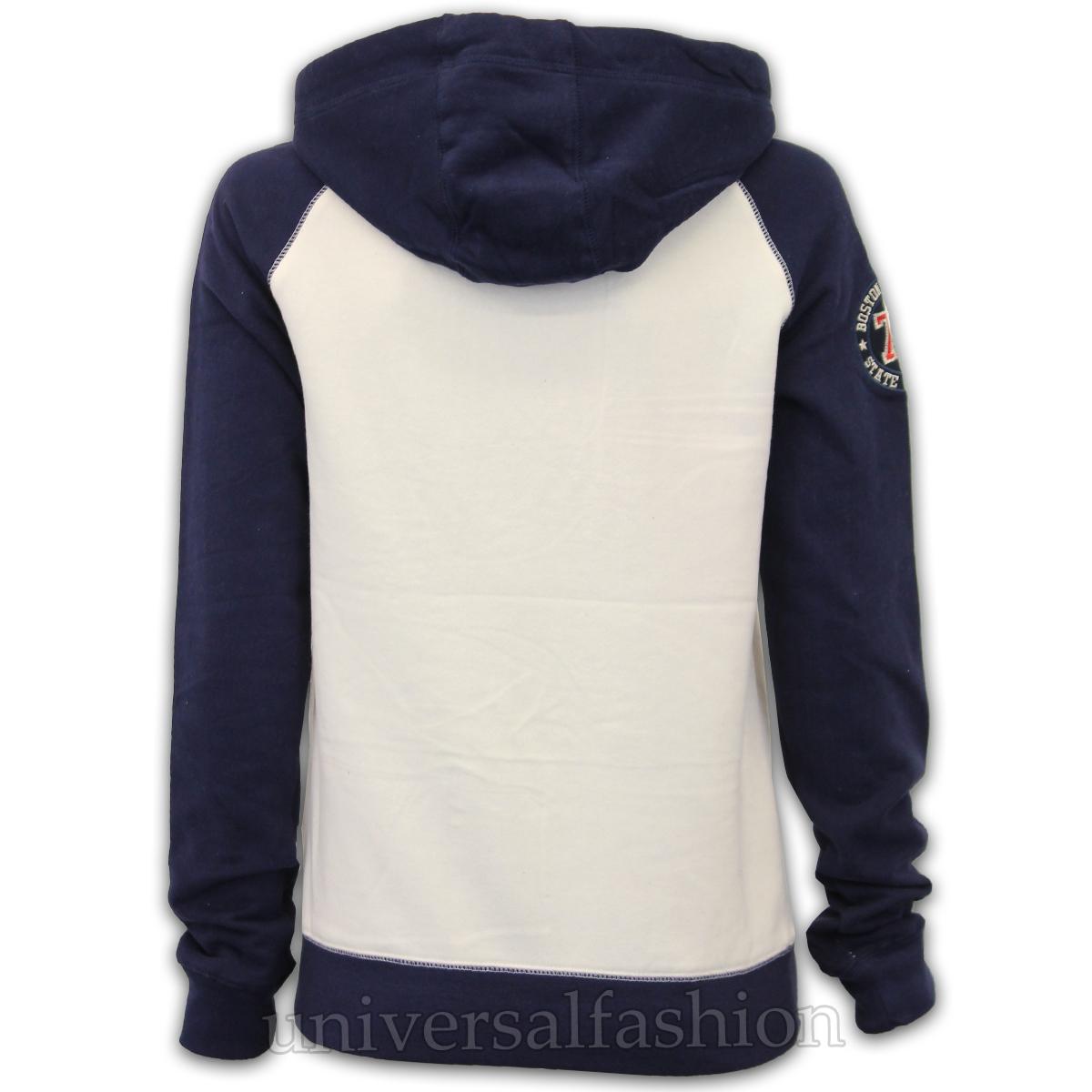 Ladies-Sweatshirt-Womens-Brave-Soul-Hooded-Fleece-Lined-Pullover-Top-Casual-New miniatura 4