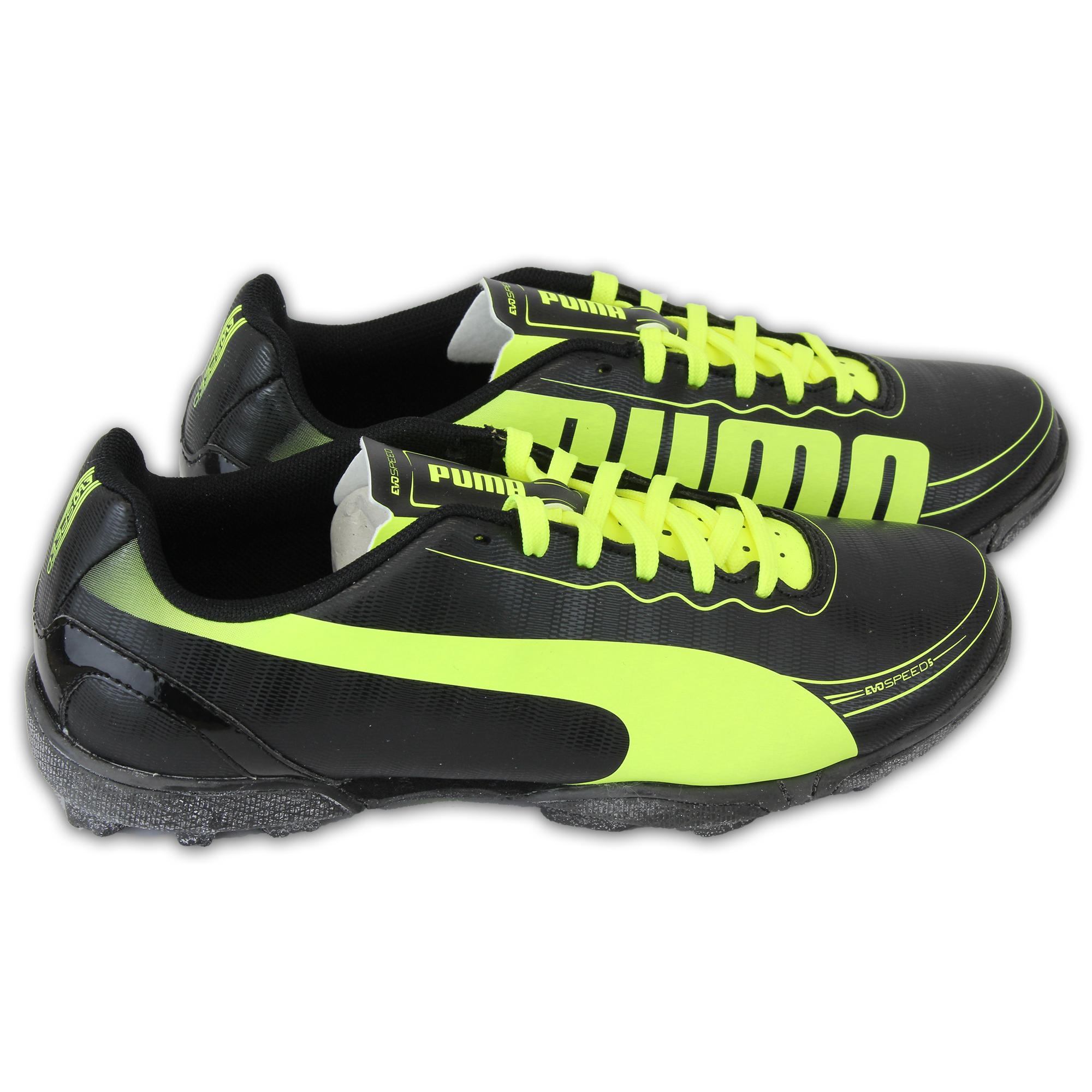 Tt Football Original Shoes About Evospeed Title Kids Lace Puma 5 Boys Trainers Details Up Show Astroturf 2 UzSpGqMV