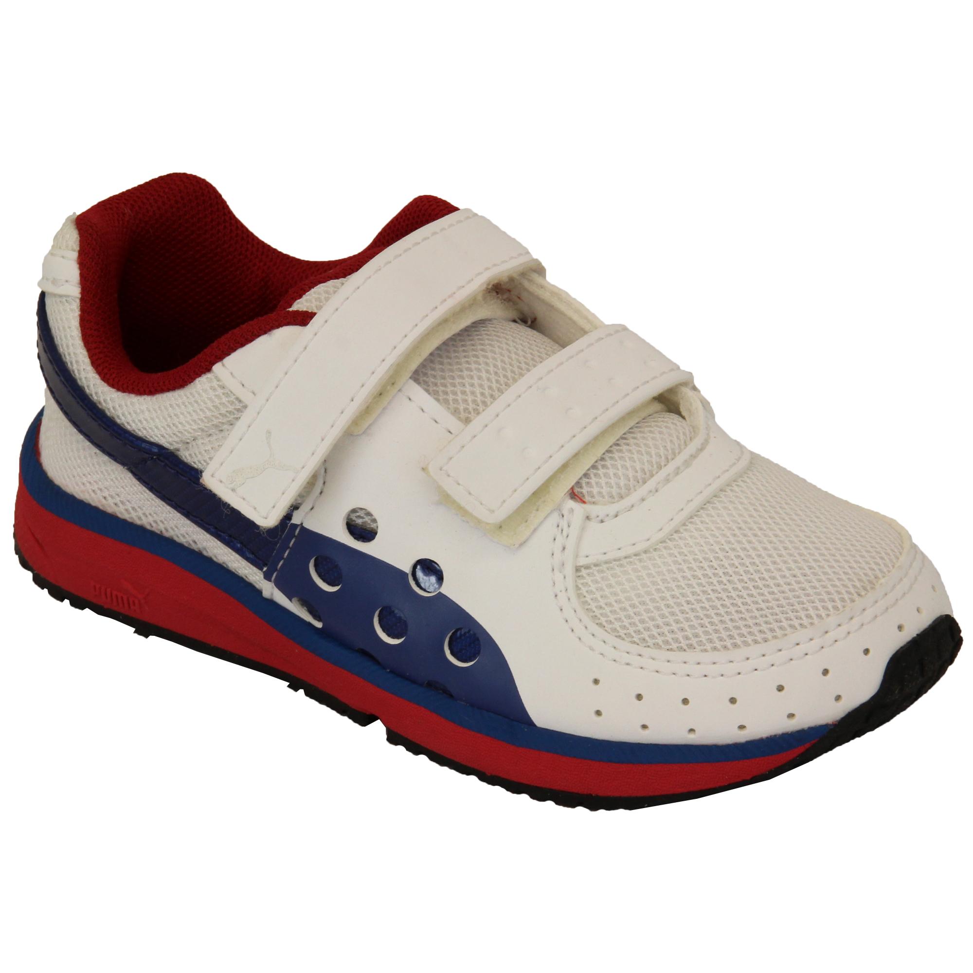 Ni os puma zapatillas infantil de ante zapatos infantil for Diseno de zapatos