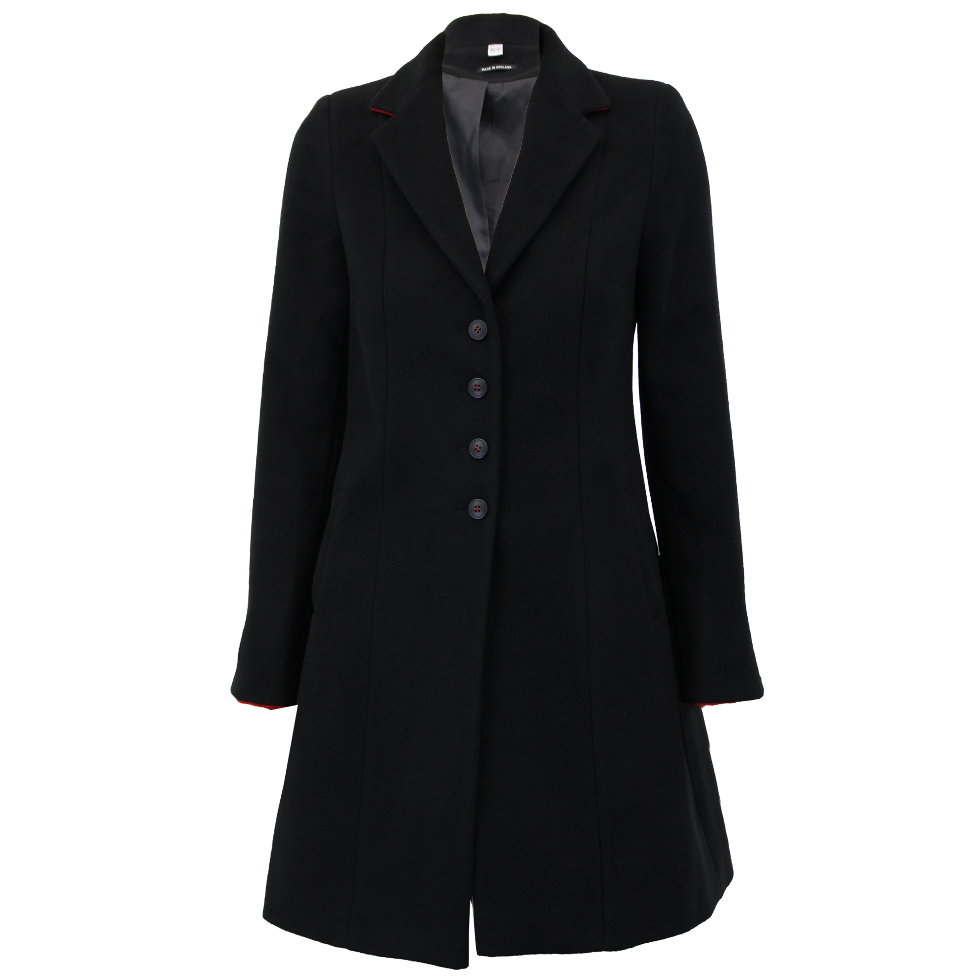 Wrap up in luxurious women's % wool coats. Cosy capes, draped duster jackets and soft coatigans add a relaxed finish to your weekend outfits. When you need to look sharp, a double-breasted design or tailored blazer in neutral hues makes a smart top layer.