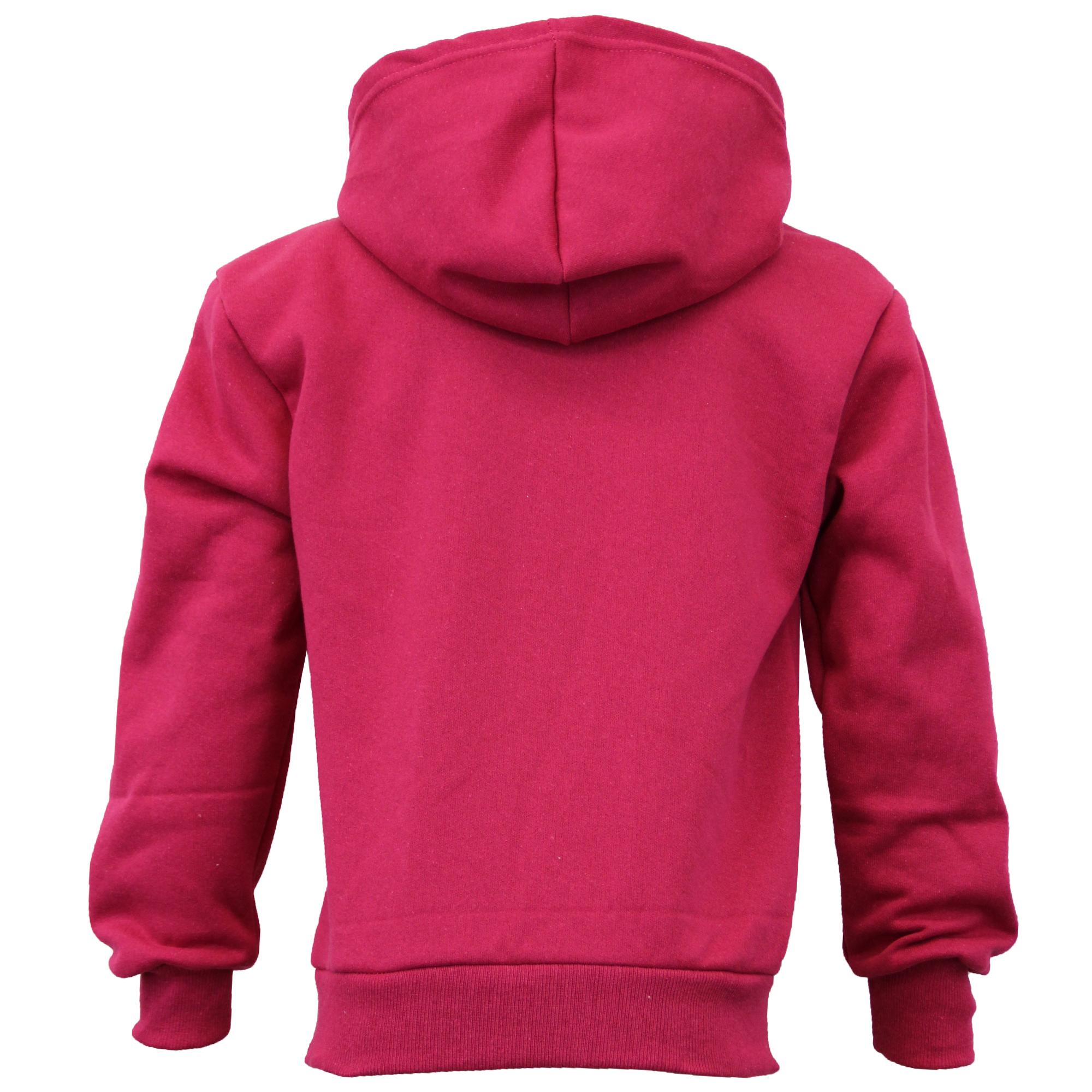 Girls One Direction Sweatshirt Kids Hooded 1D Top Pullover ...