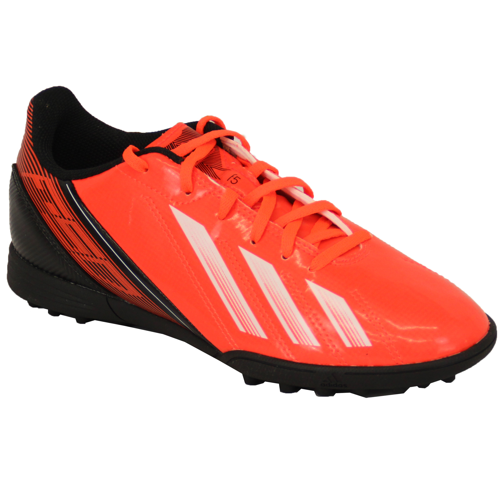 Boys-ADIDAS-Trainers-Kids-Football-Soccer-Astro-Turf-Shoes-Lace-Up-Neon-Youth thumbnail 10