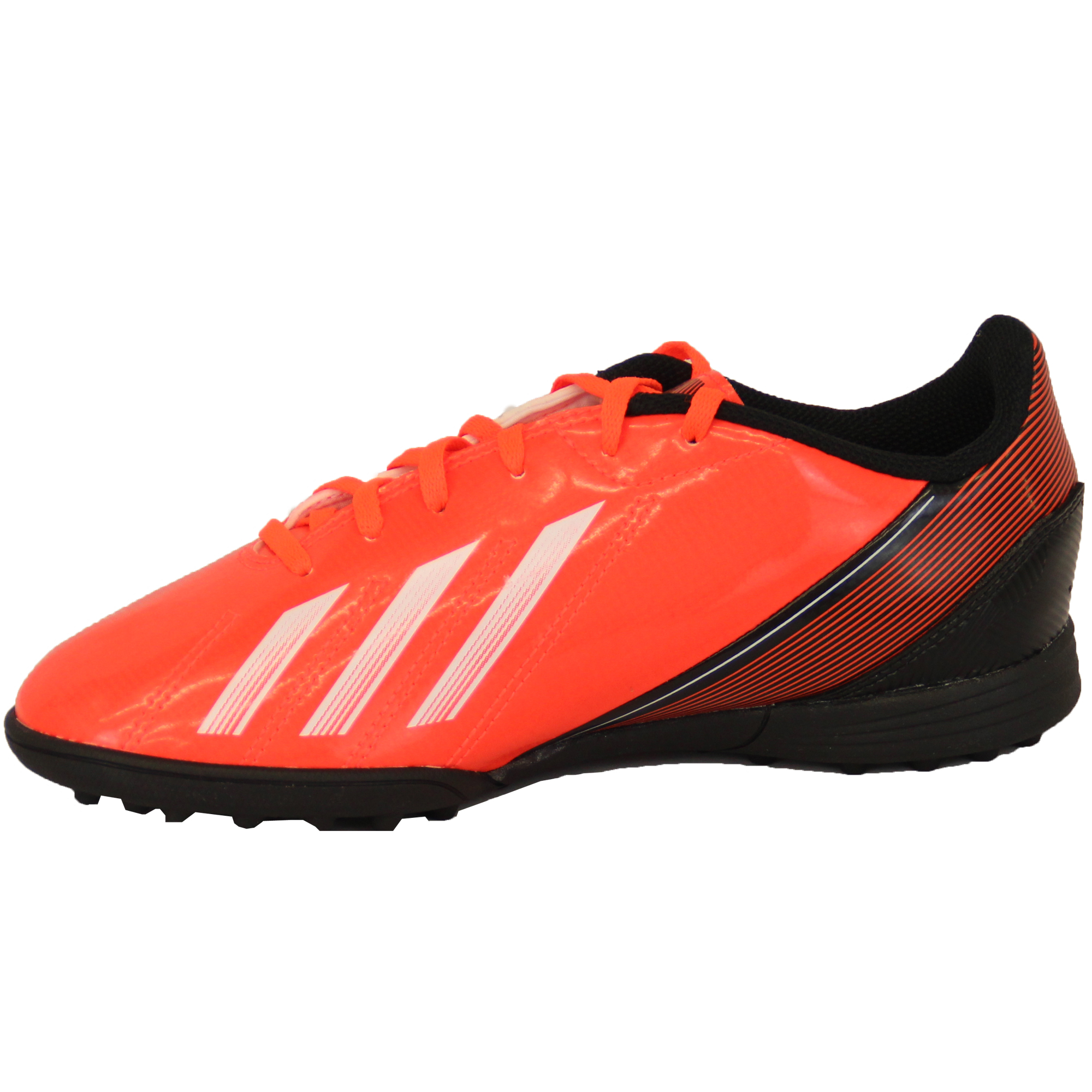 Boys-ADIDAS-Trainers-Kids-Football-Soccer-Astro-Turf-Shoes-Lace-Up-Neon-Youth thumbnail 8