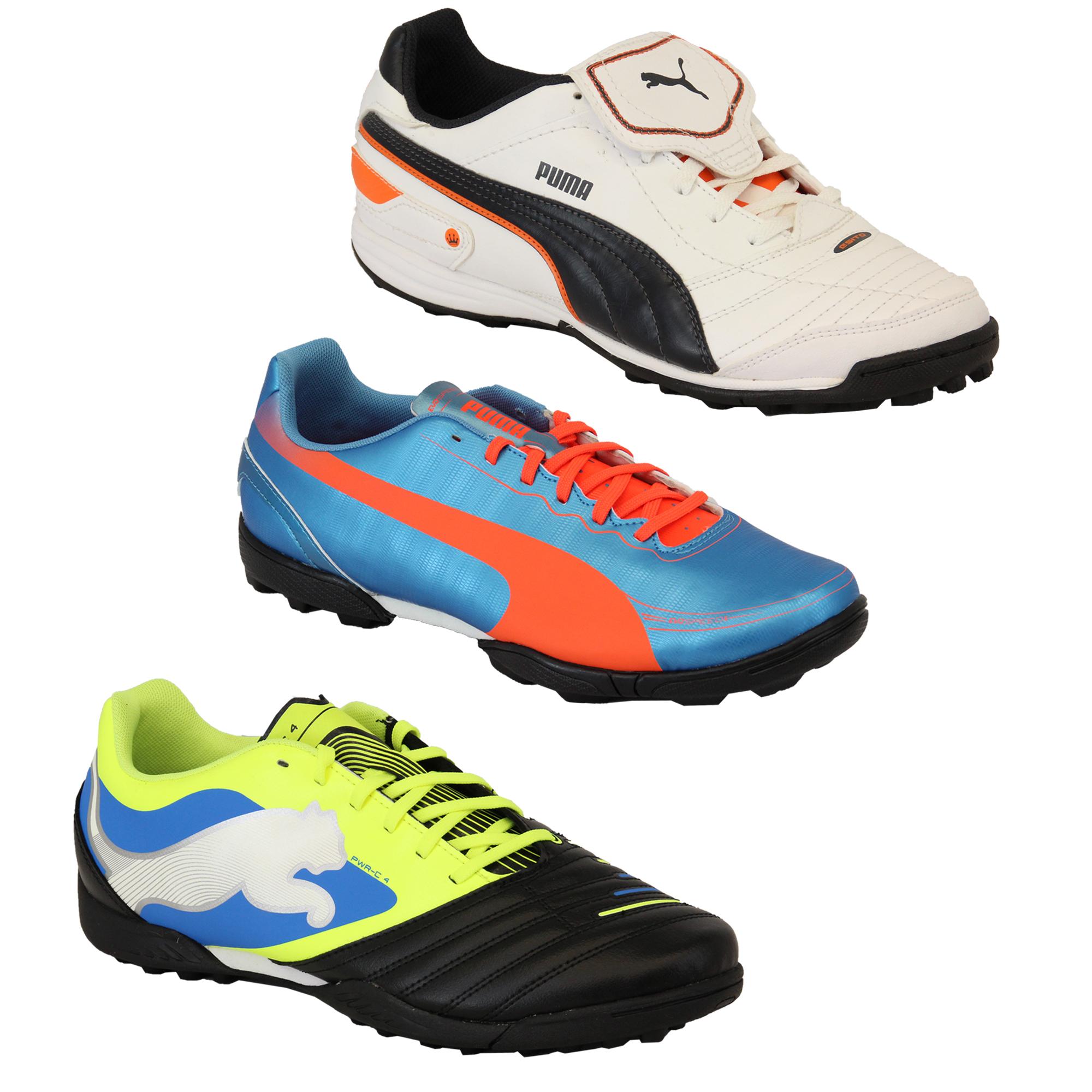 5914bd65fd5 Hombre Puma Zapatillas Astro Turf Zapatos con Cordones Caminar ...