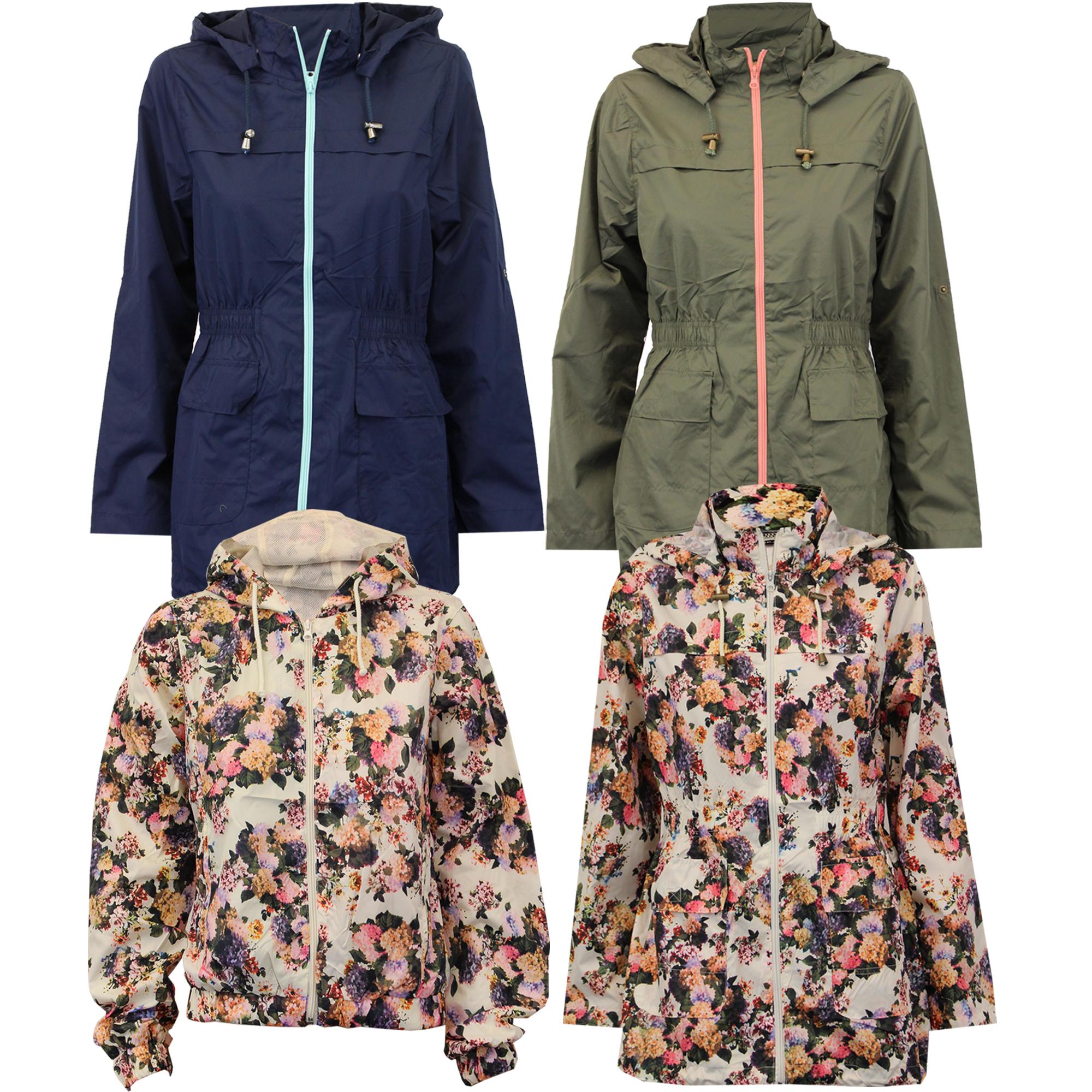 Ladies Jacket Brave Soul /'Regal/' Lightweight Bomber Style Designer Coat 8-16