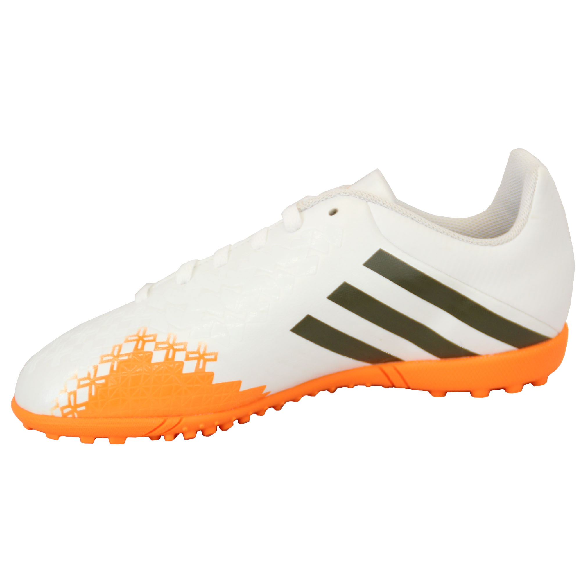 Boys-ADIDAS-Trainers-Kids-Football-Soccer-Astro-Turf-Shoes-Lace-Up-Neon-Youth thumbnail 22