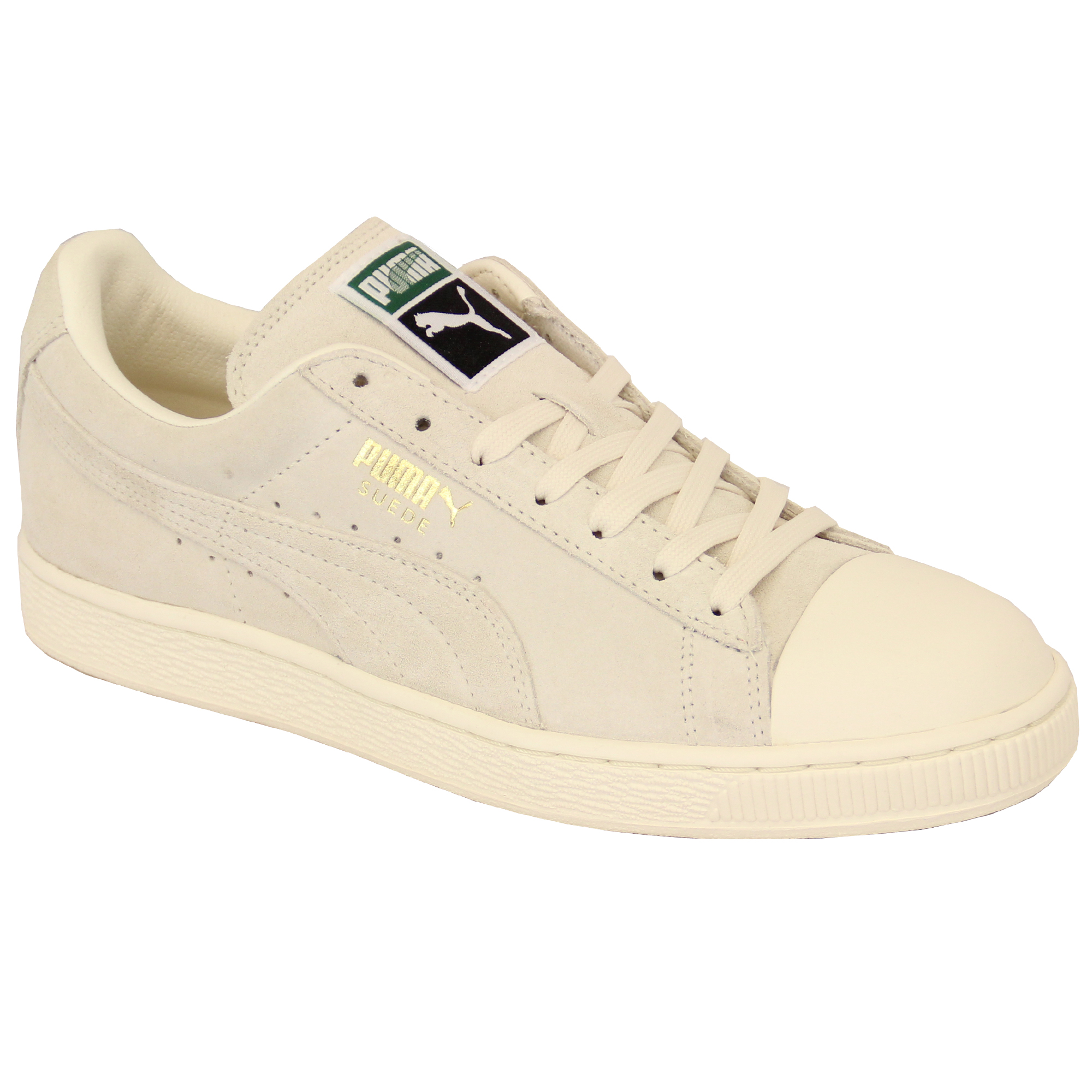 43c46b7257e3 Mens PUMA Trainers Womens Archive Lite Low Suede Leather Shoes ...