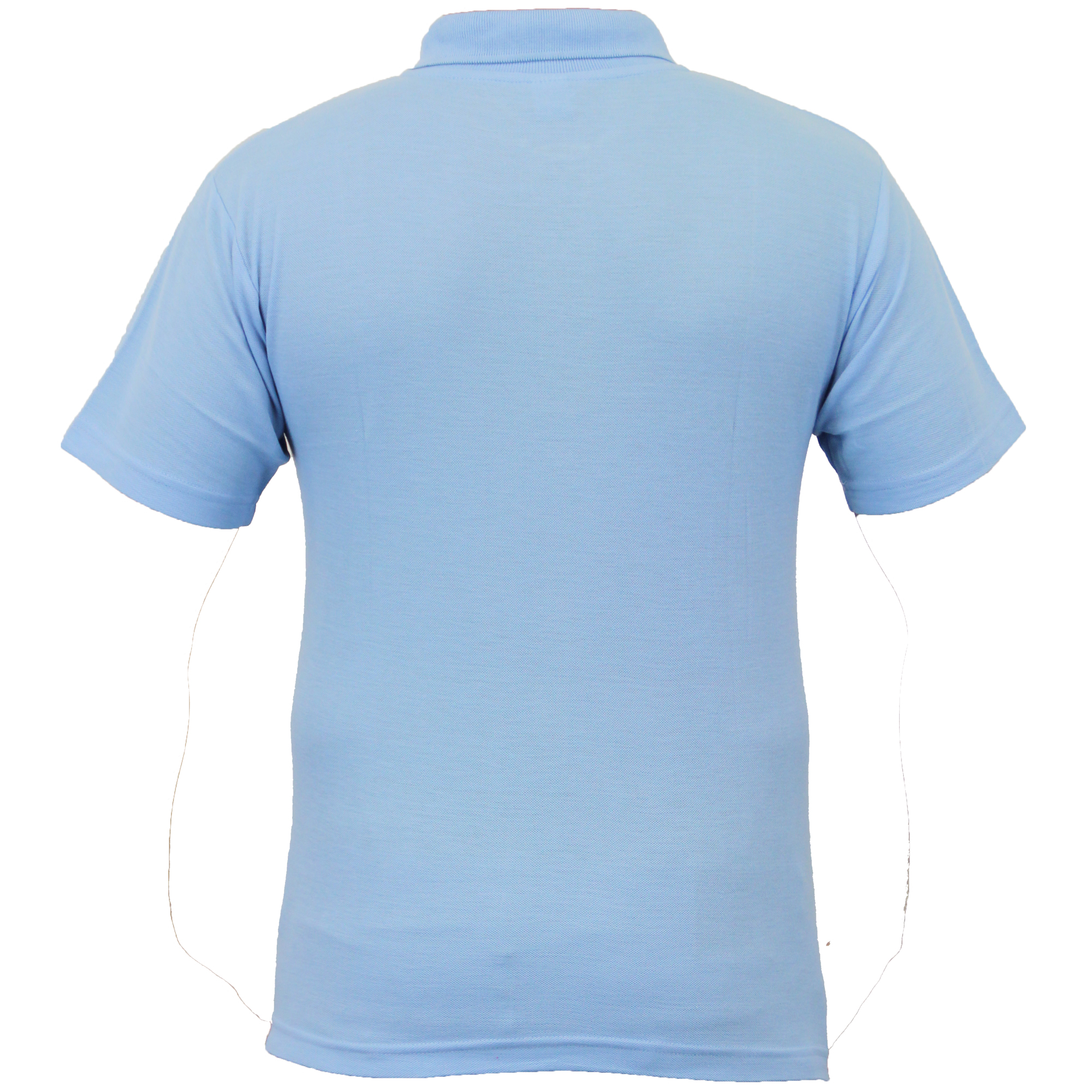 Boys 2 Pack Polo T Shirts School Uniform Pique Kids ...