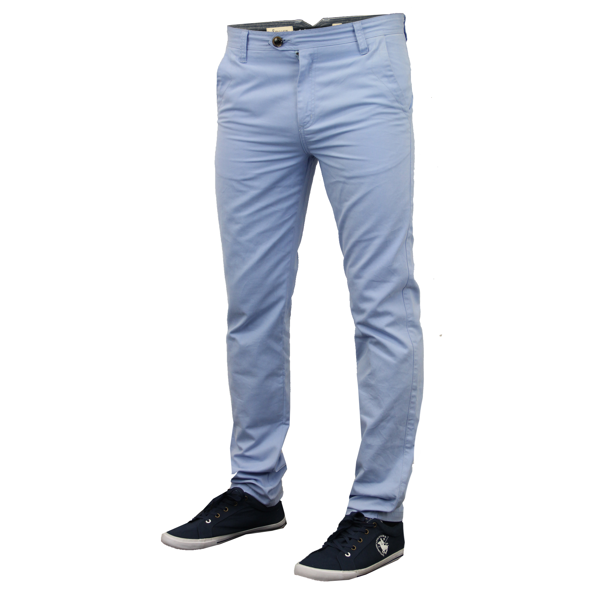 Hombre-Corte-Slim-CHINOS-JEANS-by-Stallion