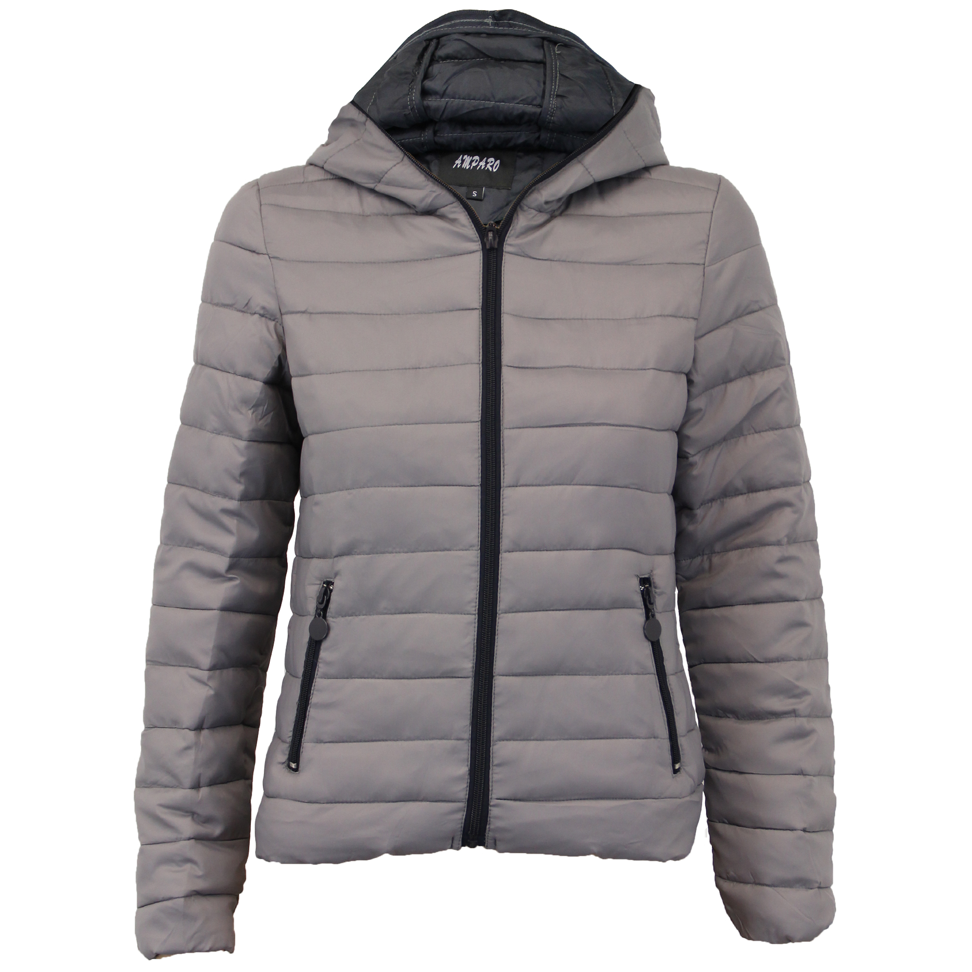 Padded Women's Coats. Our selection of padded coats for women is perfect for keeping you warm in colder months. With ultra-lightweight feather and down finish and a showerproof outer – our padded women's coats will keep you warm, dry and comfortable in harsher conditions.