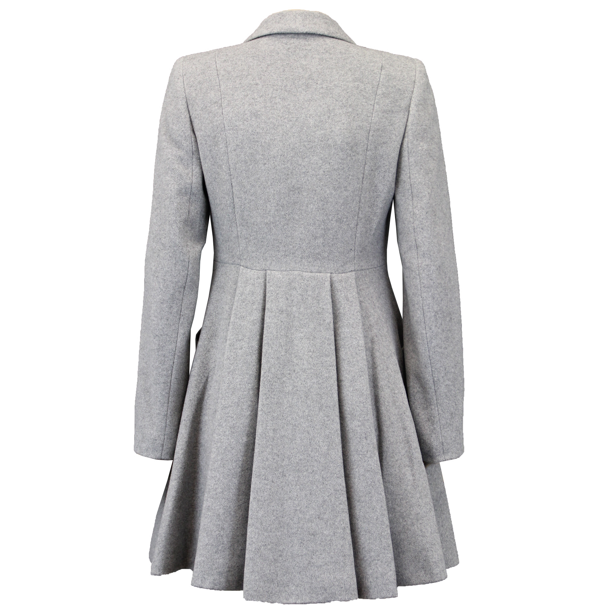A beautifully designed ladies wool coat is definitely a wardrobe must have. Wool coats made by a fine coat maker are a true asset, and one that can give her a put together look every time she leaves the house.