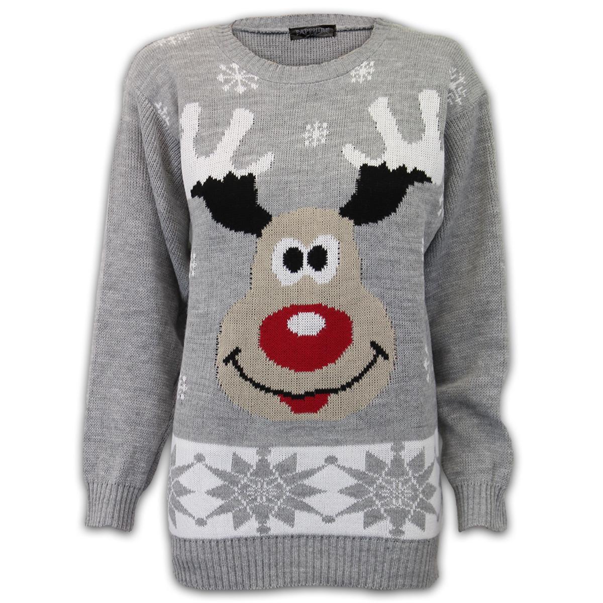 Homme noël pull élimée de noël tricoté bonhomme de neige père noël nouveauté pull nouveau