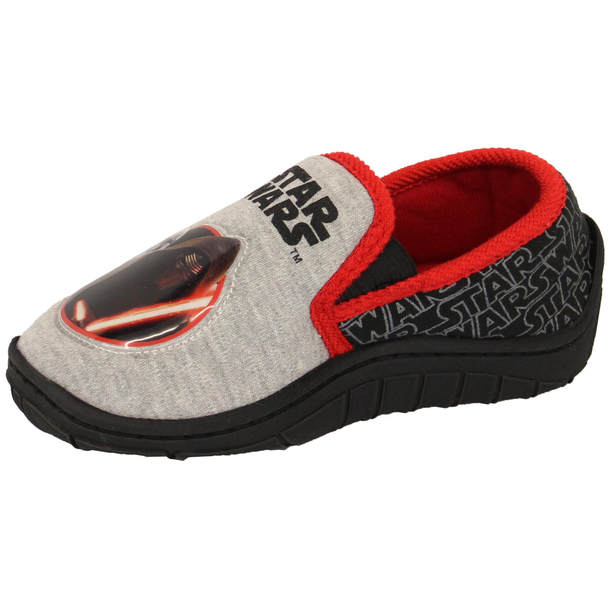 Boys-Girls-Shoes-Minion-Kids-Trainers-Star-Wars-Disney-Spiderman-Slipper thumbnail 19
