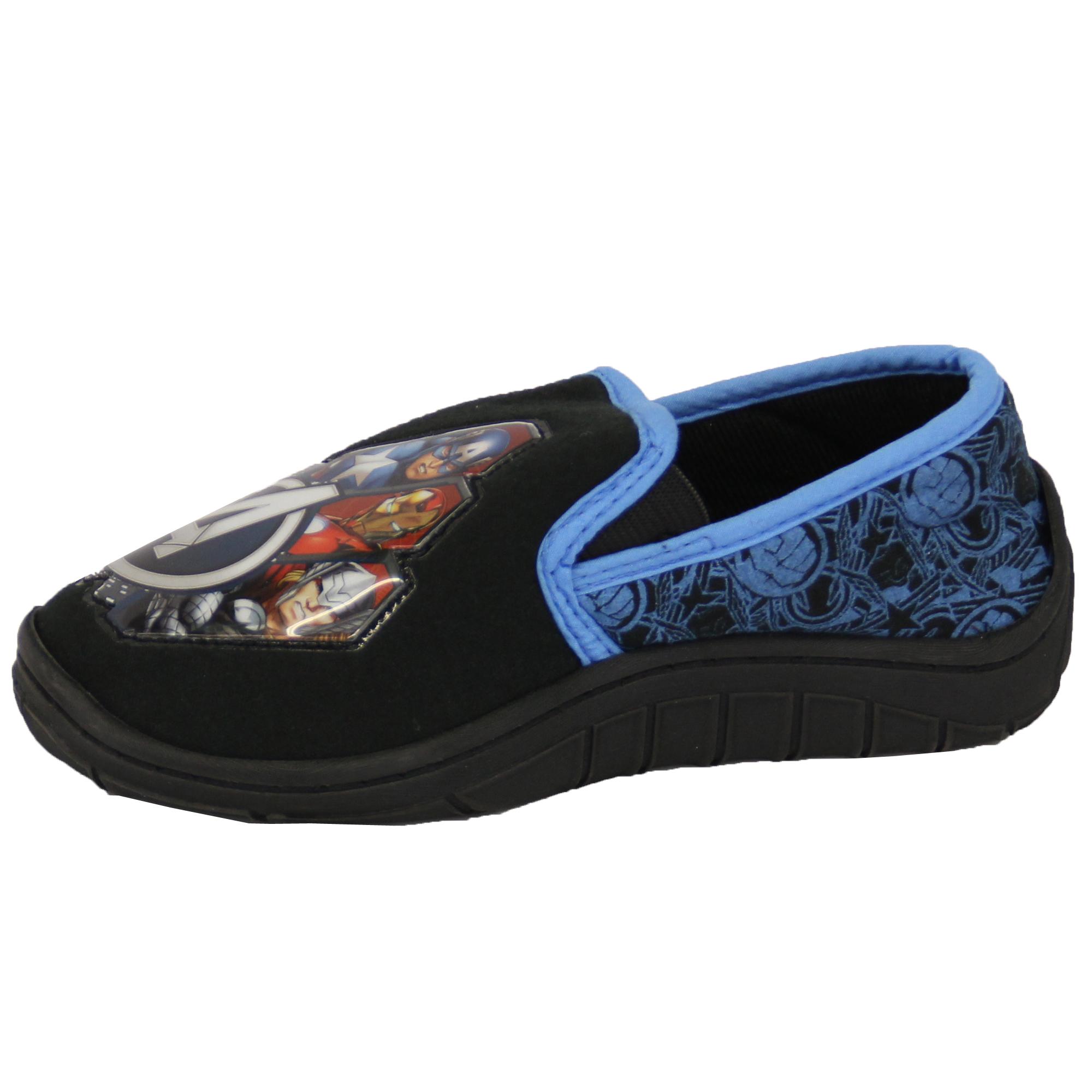 Boys-Girls-Shoes-Minion-Kids-Trainers-Star-Wars-Disney-Spiderman-Slipper thumbnail 7