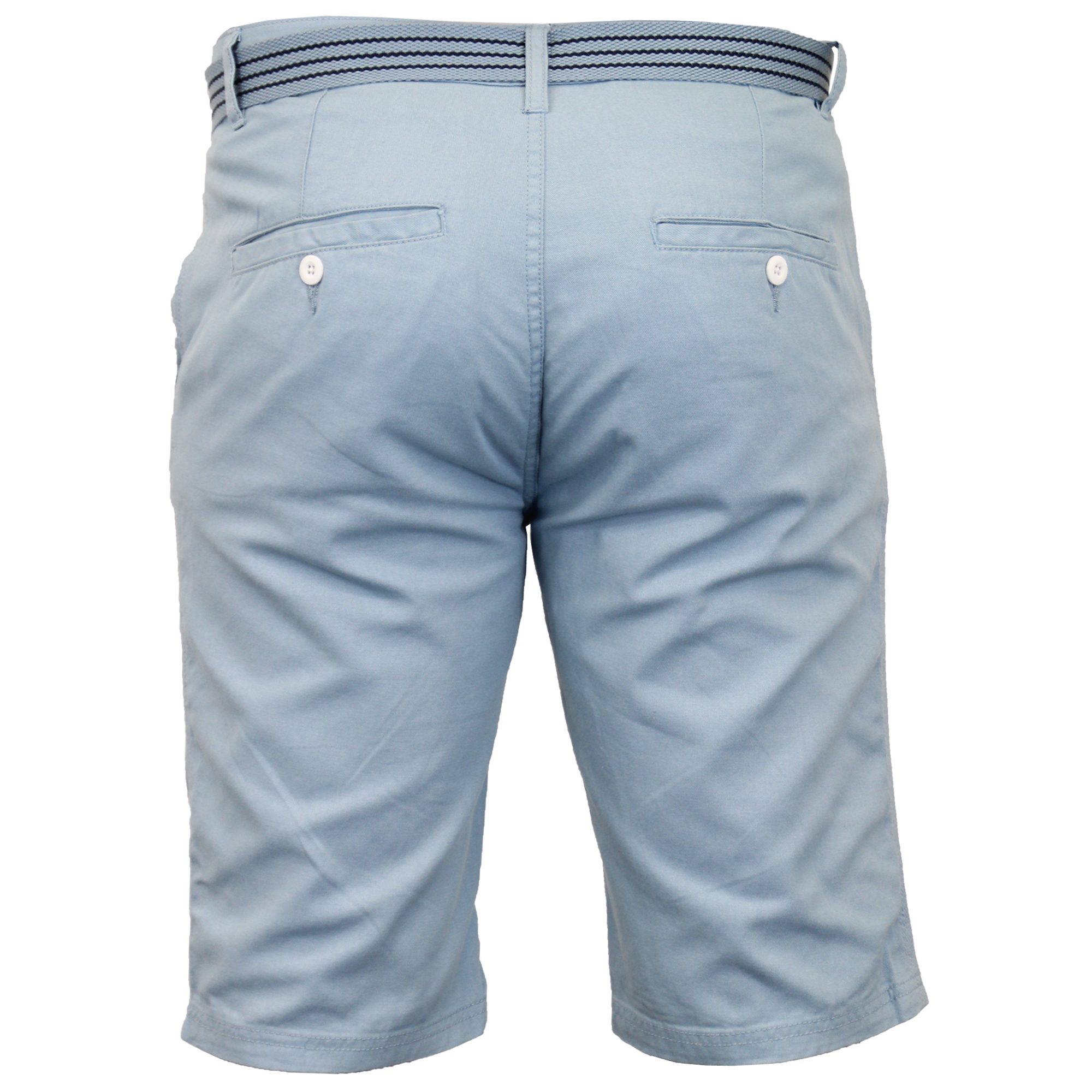 Mens-Chino-Shorts-Threadbare-Cotton-Oxford-Belted-Loyalty-amp-Faith-Seven-Series thumbnail 11