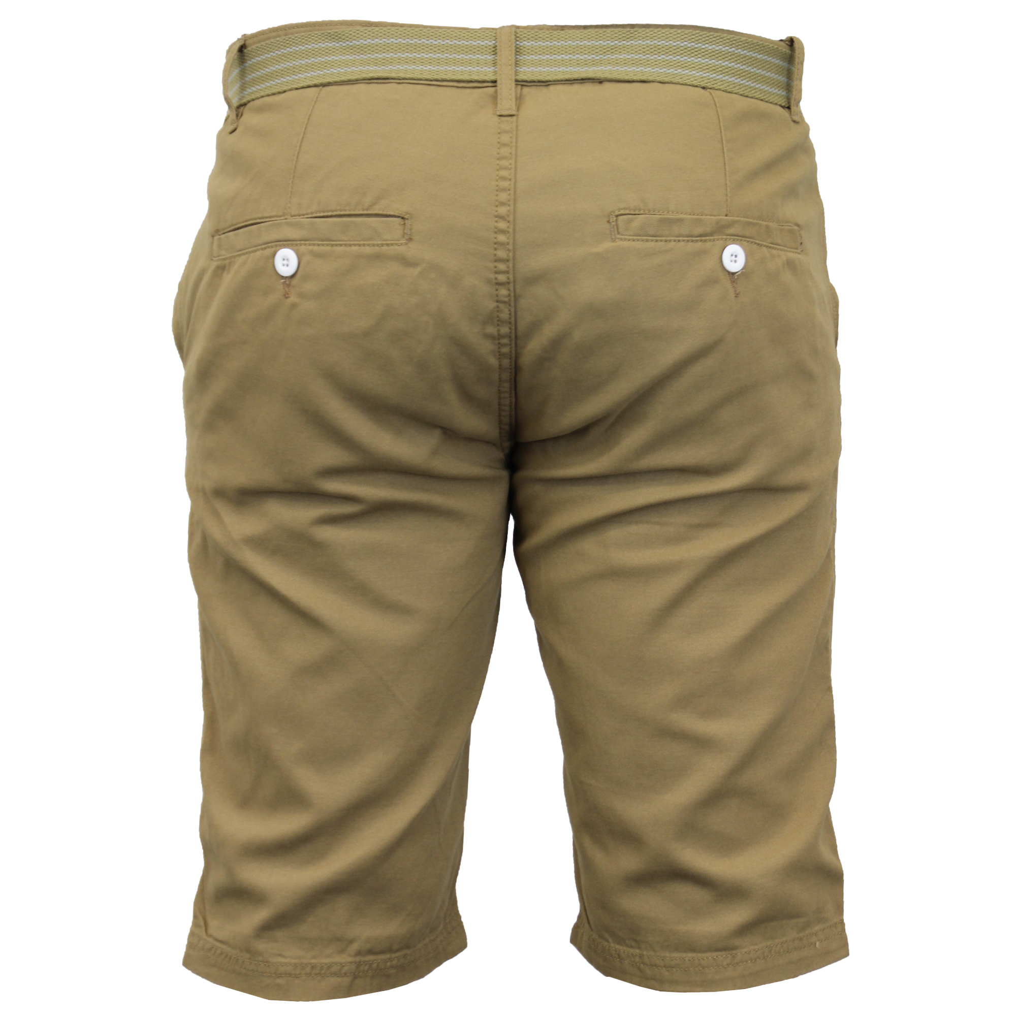 Mens-Chino-Shorts-Threadbare-Cotton-Oxford-Belted-Loyalty-amp-Faith-Seven-Series thumbnail 58