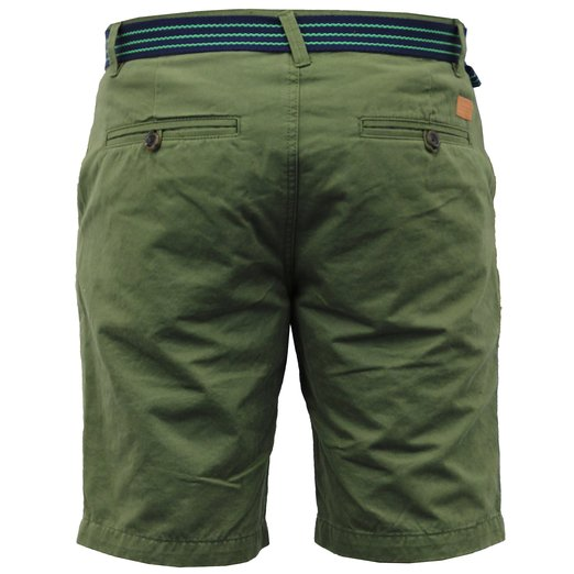 Mens-Chino-Shorts-Threadbare-Cotton-Oxford-Belted-Loyalty-amp-Faith-Seven-Series thumbnail 26