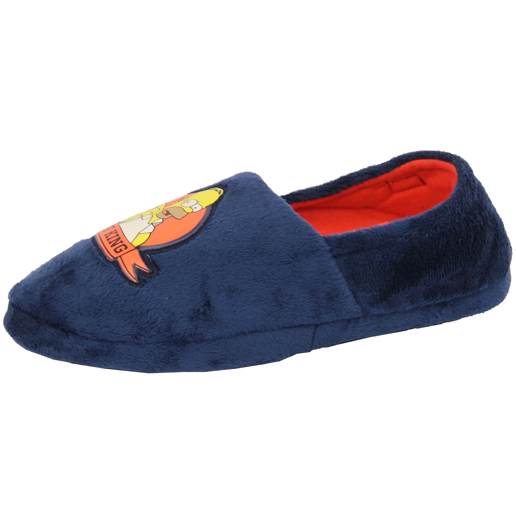 889a65975e59c Mens Slippers Homer Simpsons Minions Star Wars Tetley Mule Sandals ...