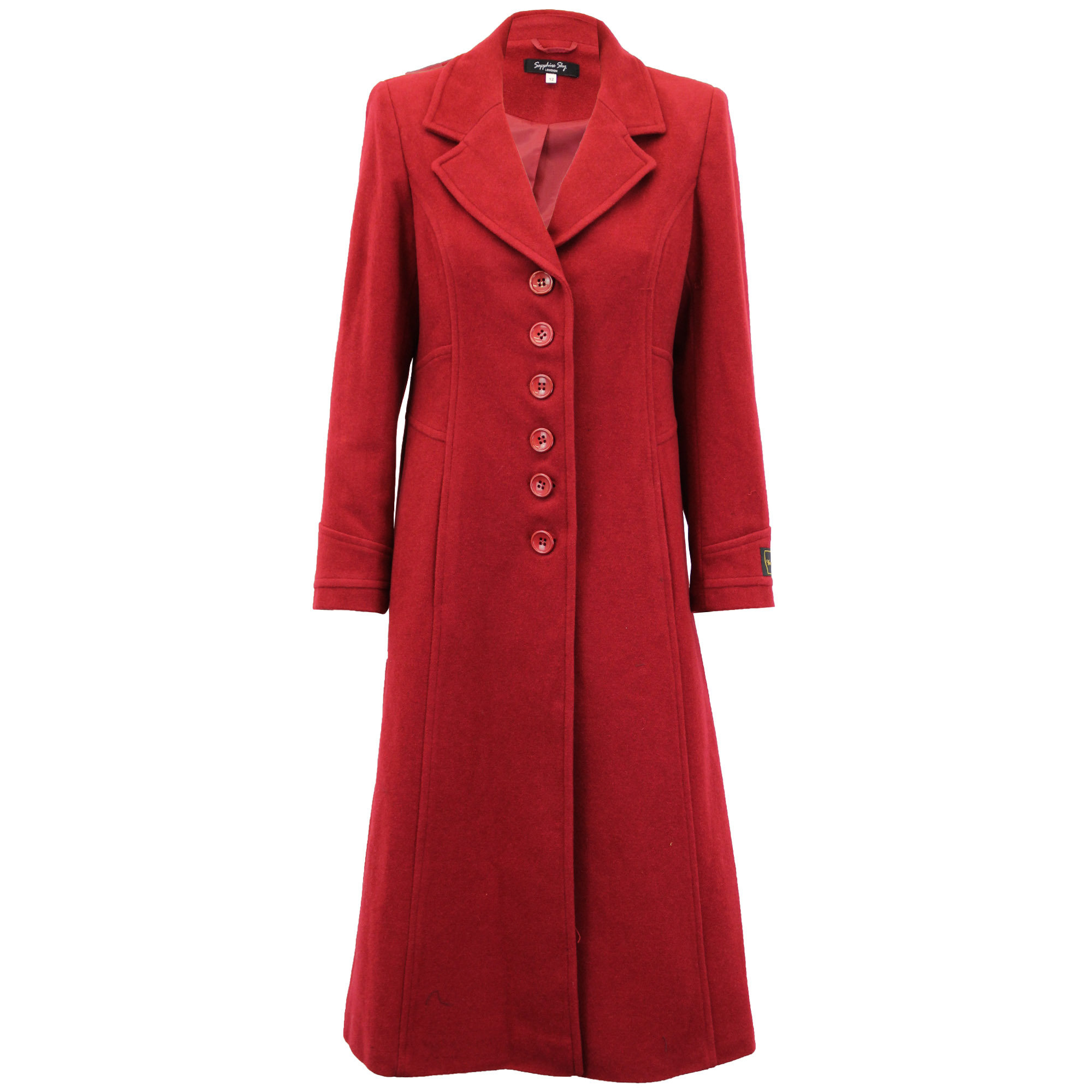 Wool coat women sale