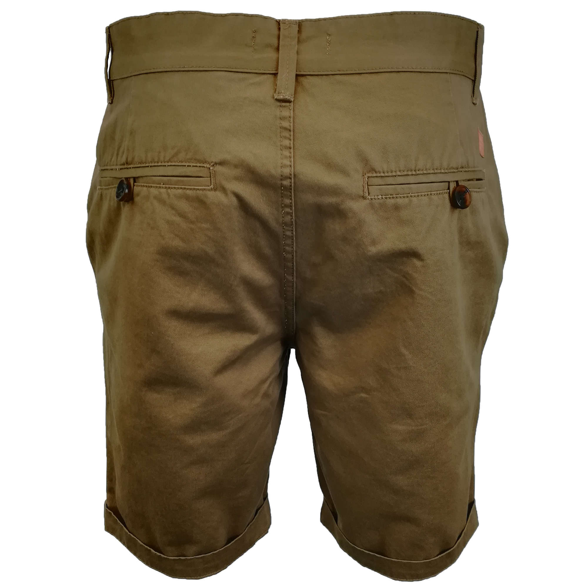 Mens-Chino-Shorts-Threadbare-Pants-Westace-Stallion-Knee-Length-Roll-Up-Summer thumbnail 54