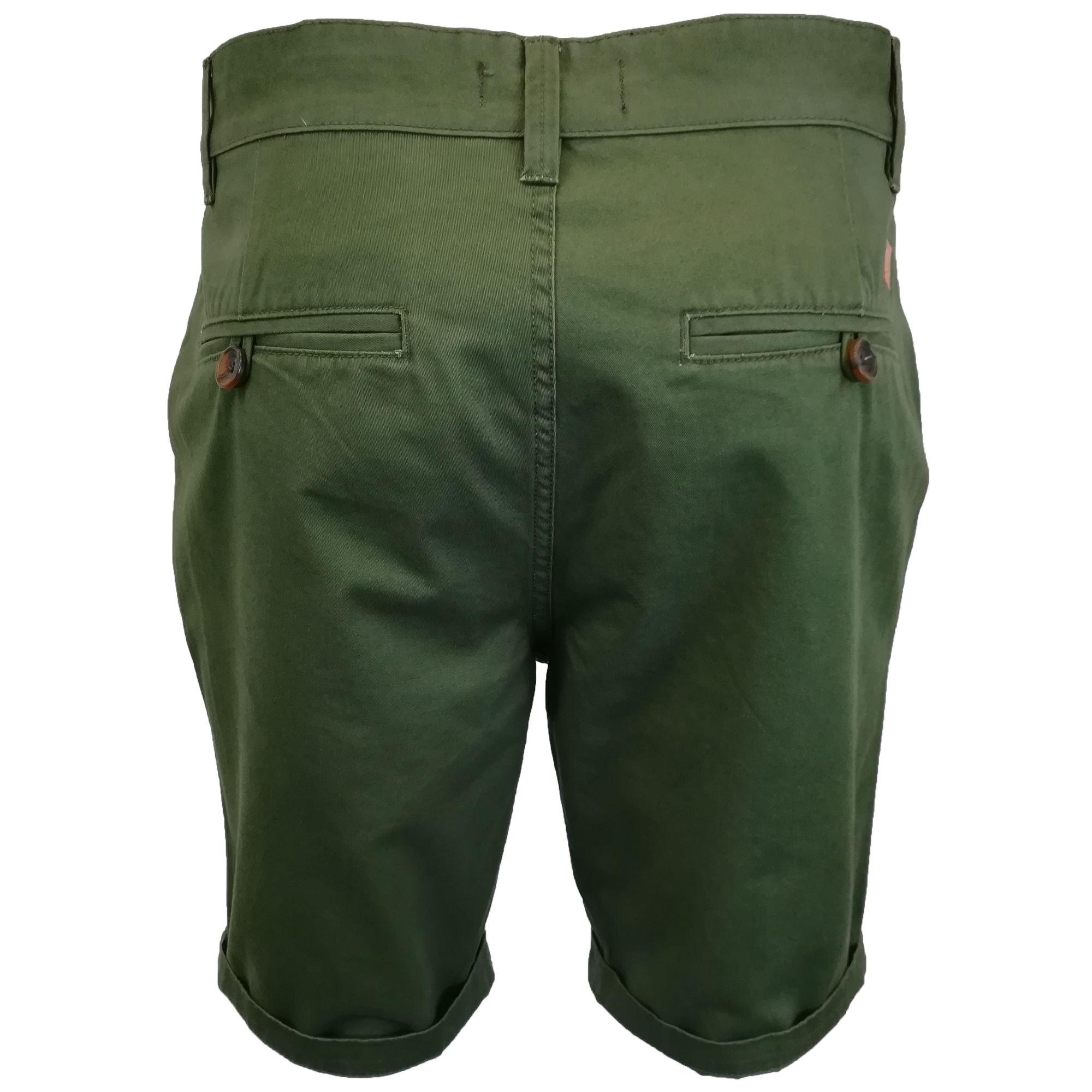 Mens-Chino-Shorts-Threadbare-Pants-Westace-Stallion-Knee-Length-Roll-Up-Summer thumbnail 21