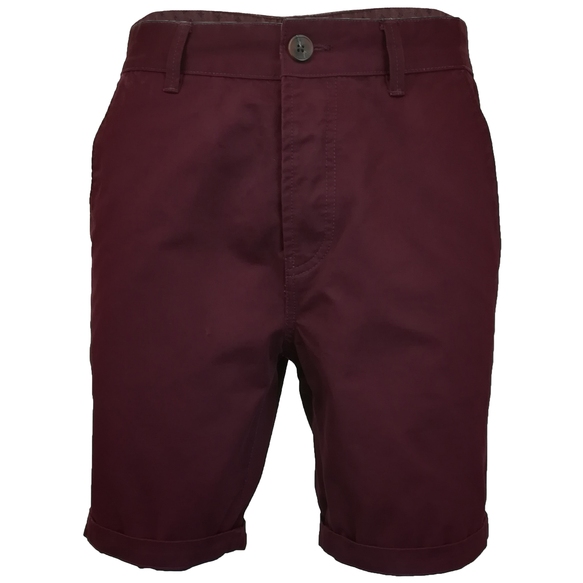 Mens-Chino-Shorts-Threadbare-Pants-Westace-Stallion-Knee-Length-Roll-Up-Summer thumbnail 50