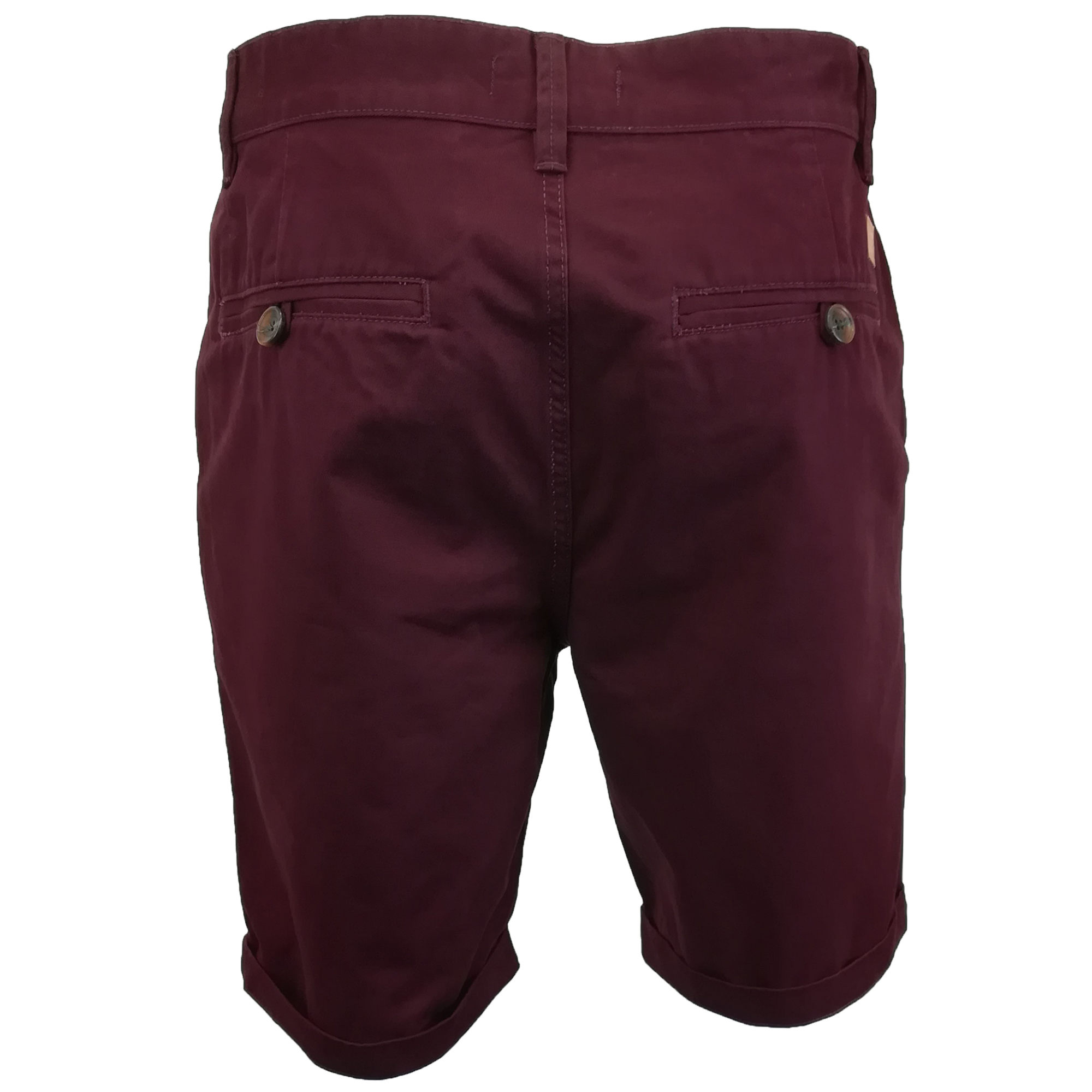 Mens-Chino-Shorts-Threadbare-Pants-Westace-Stallion-Knee-Length-Roll-Up-Summer thumbnail 51