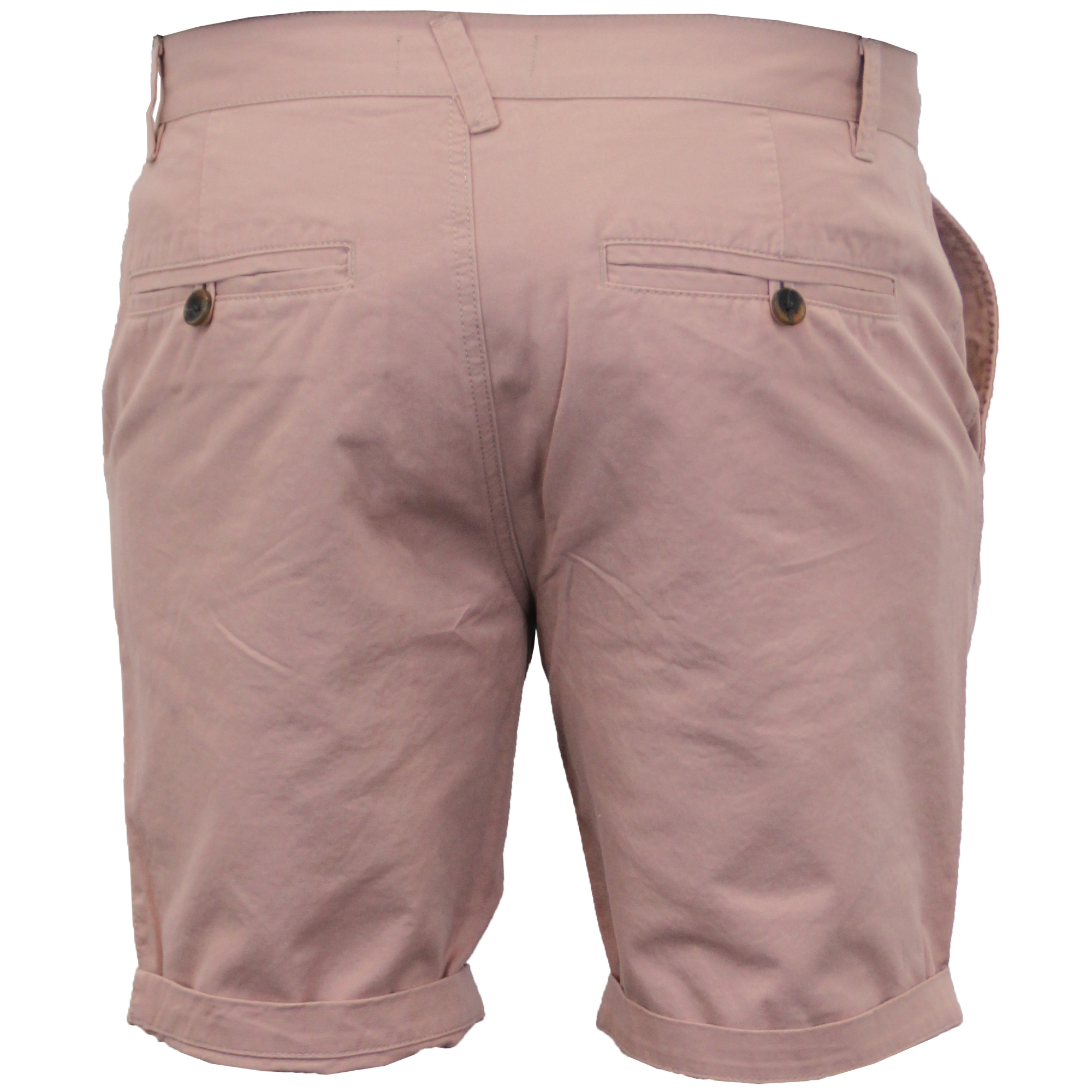 Mens-Chino-Shorts-Threadbare-Pants-Westace-Stallion-Knee-Length-Roll-Up-Summer thumbnail 35