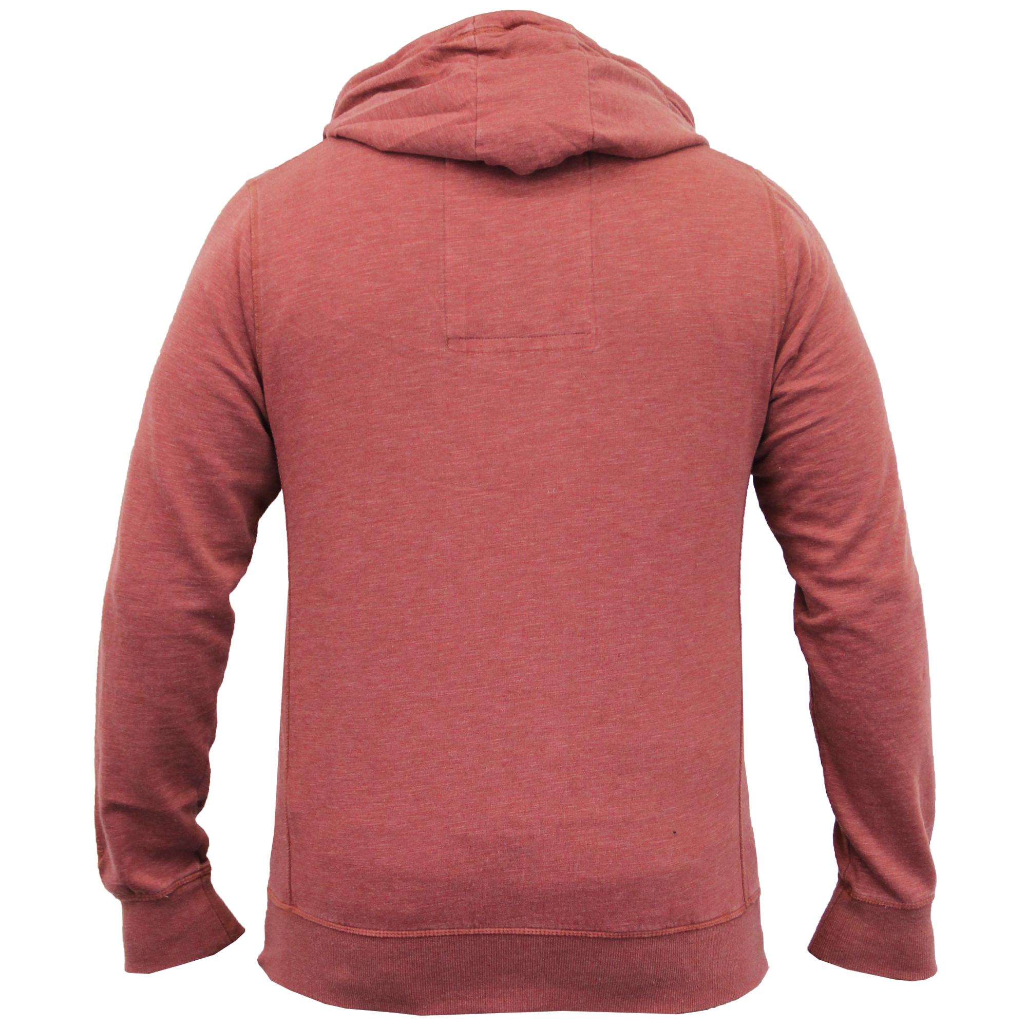 Mens-Sweatshirt-Tokyo-Laundry-Hooded-Top-Sweat-Applique-Zip-Gym-Fleece-Lined-New thumbnail 23