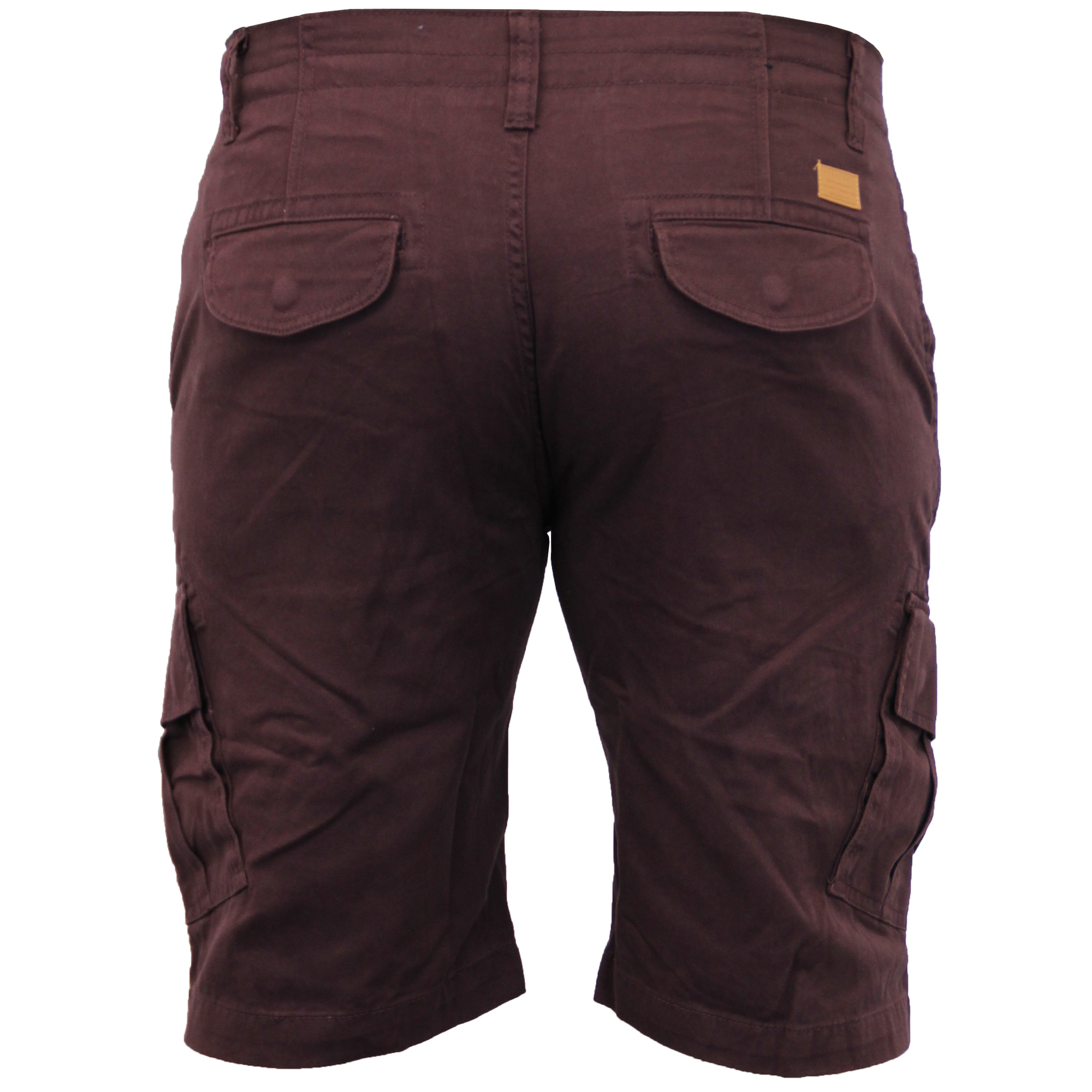 Mens-Cargo-Chino-Shorts-Threadbare-Combat-Knee-Length-Westace-Military-Summer thumbnail 8