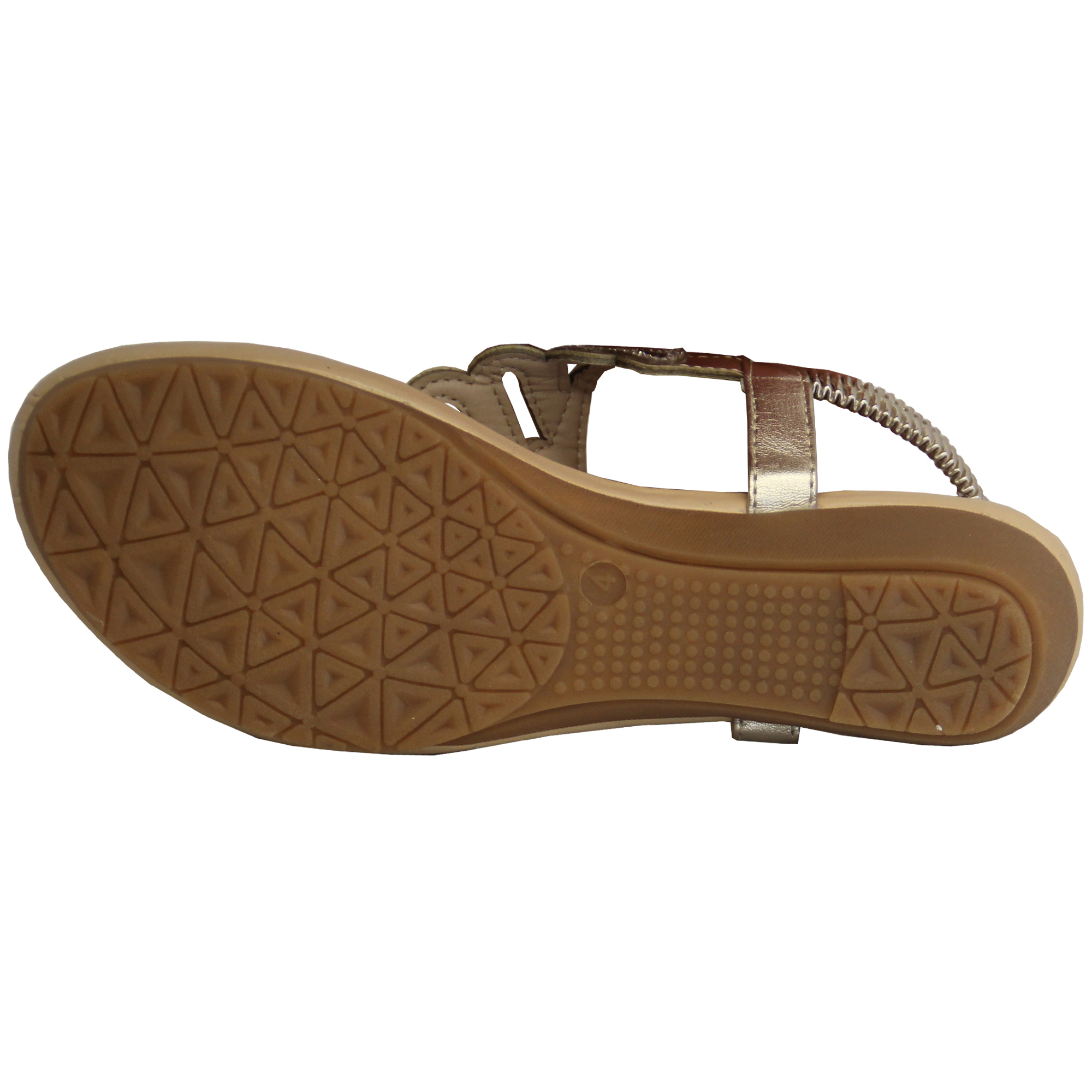 Ladies-Sandals-Kelsi-Womens-Diamante-Slip-On-Toe-Post-Shoes-Casual-Fashion-New thumbnail 19