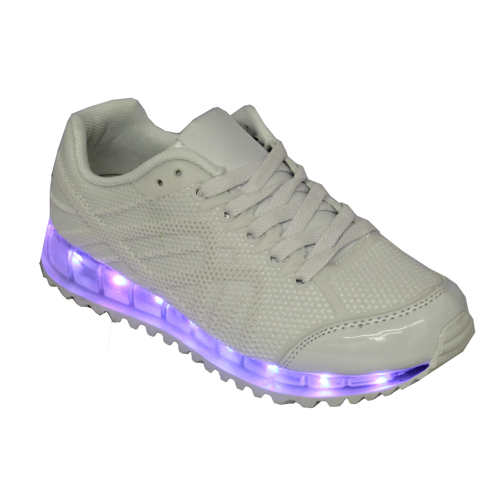 ladies light up trainers