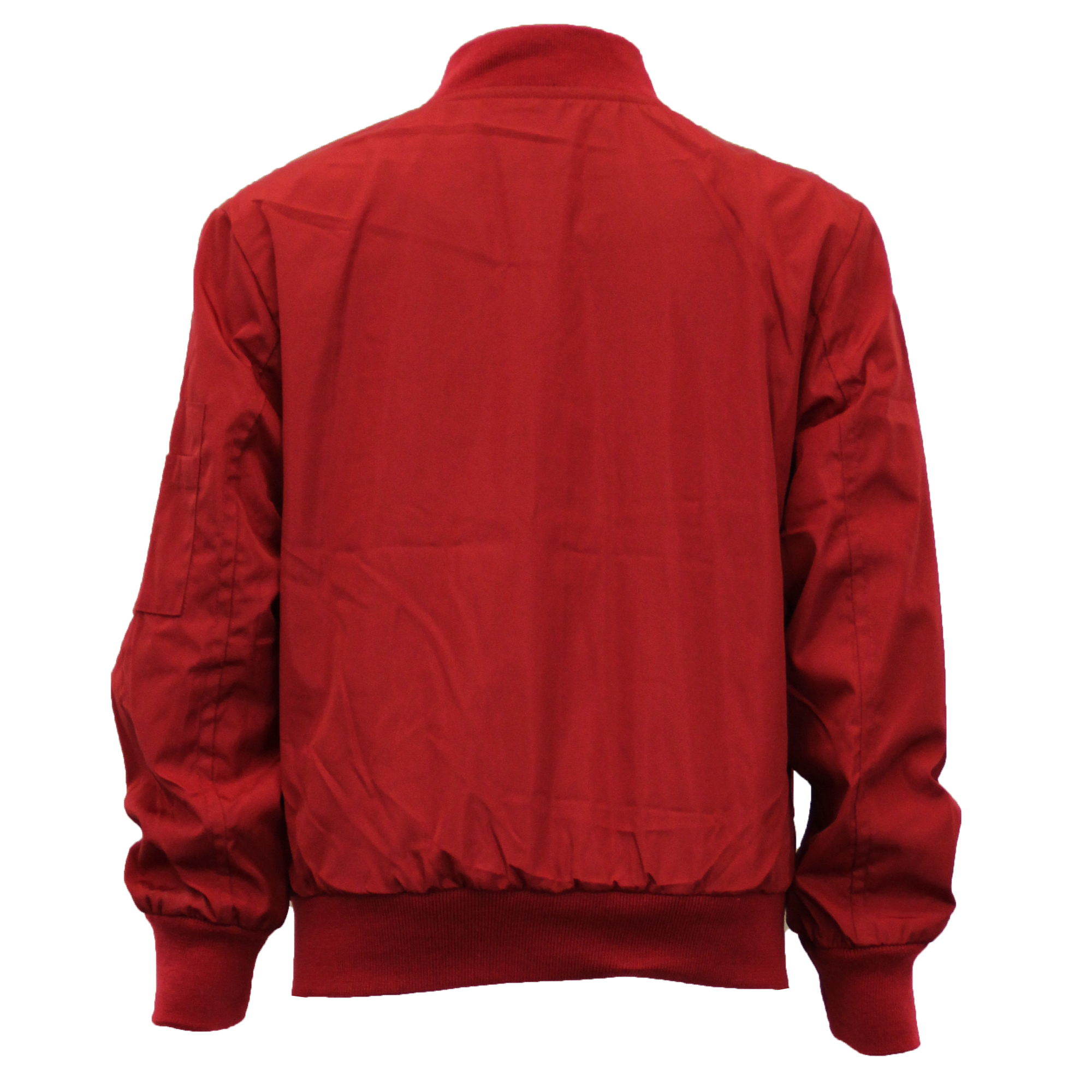 boys summer jacket kids badges MA1 military lined flight army baseball coat new