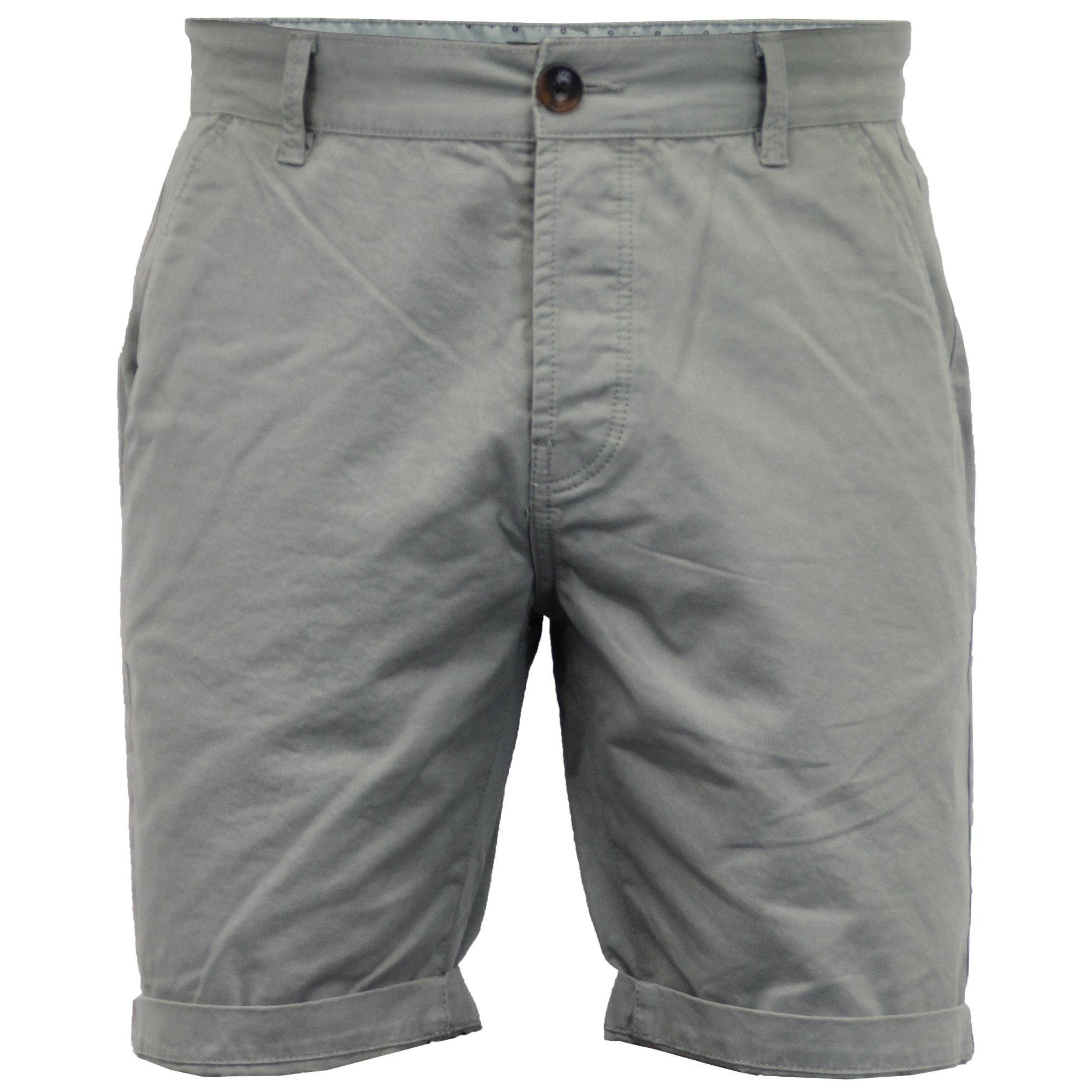 Mens-Chino-Shorts-Threadbare-Pants-Westace-Stallion-Knee-Length-Roll-Up-Summer thumbnail 23