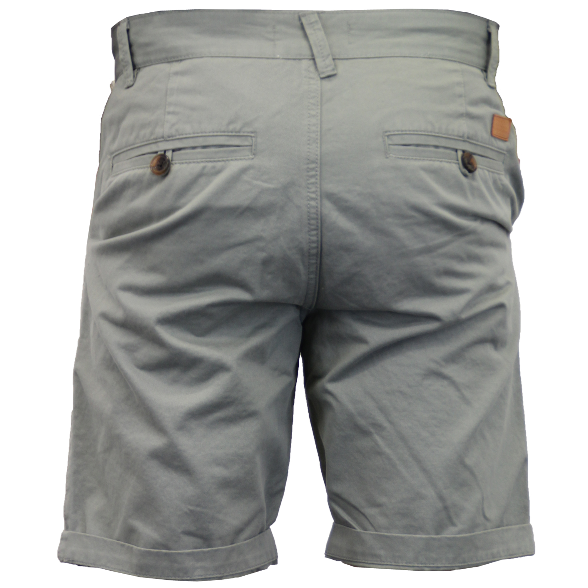 Mens-Chino-Shorts-Threadbare-Pants-Westace-Stallion-Knee-Length-Roll-Up-Summer thumbnail 24