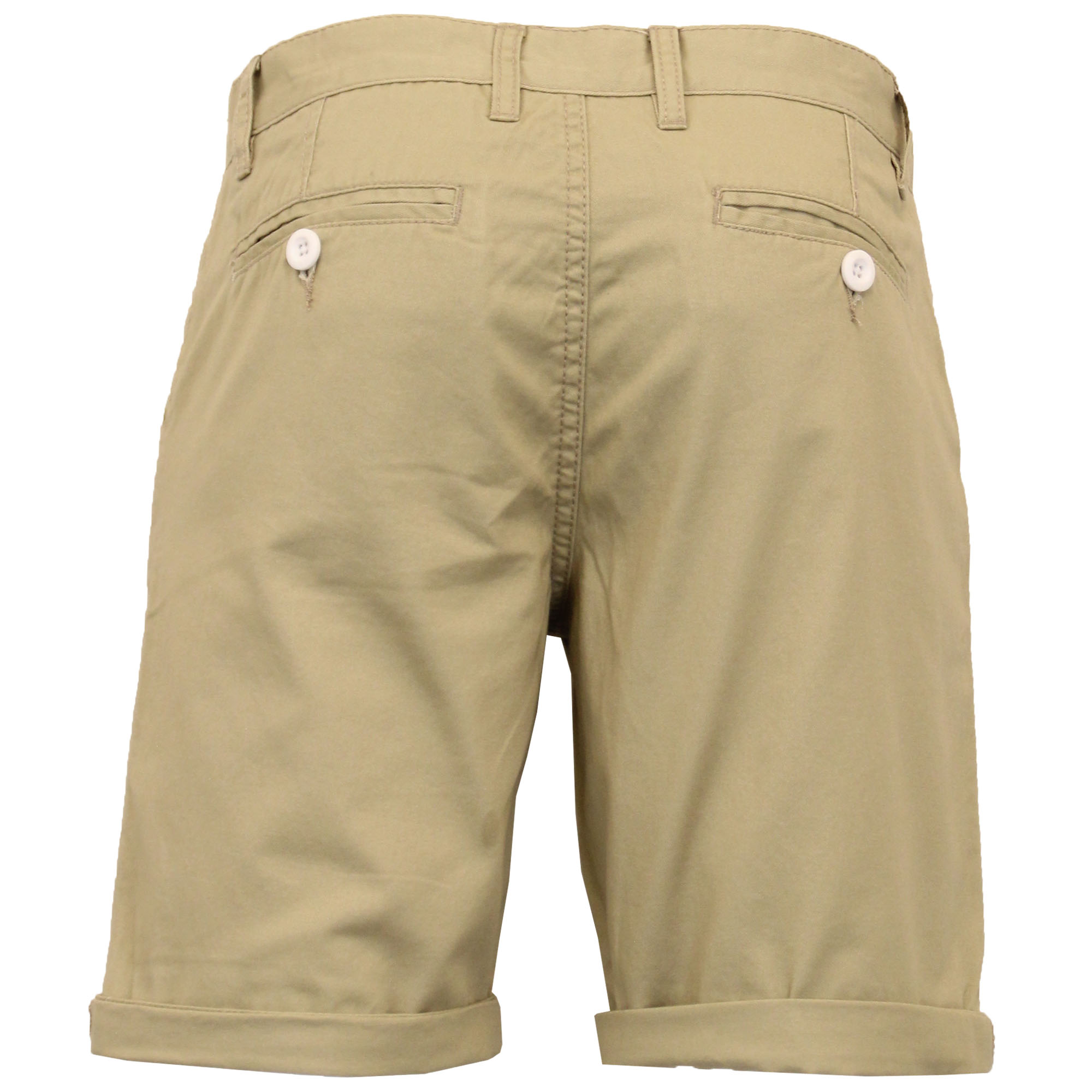 Mens-Chino-Shorts-Threadbare-Pants-Westace-Stallion-Knee-Length-Roll-Up-Summer thumbnail 3