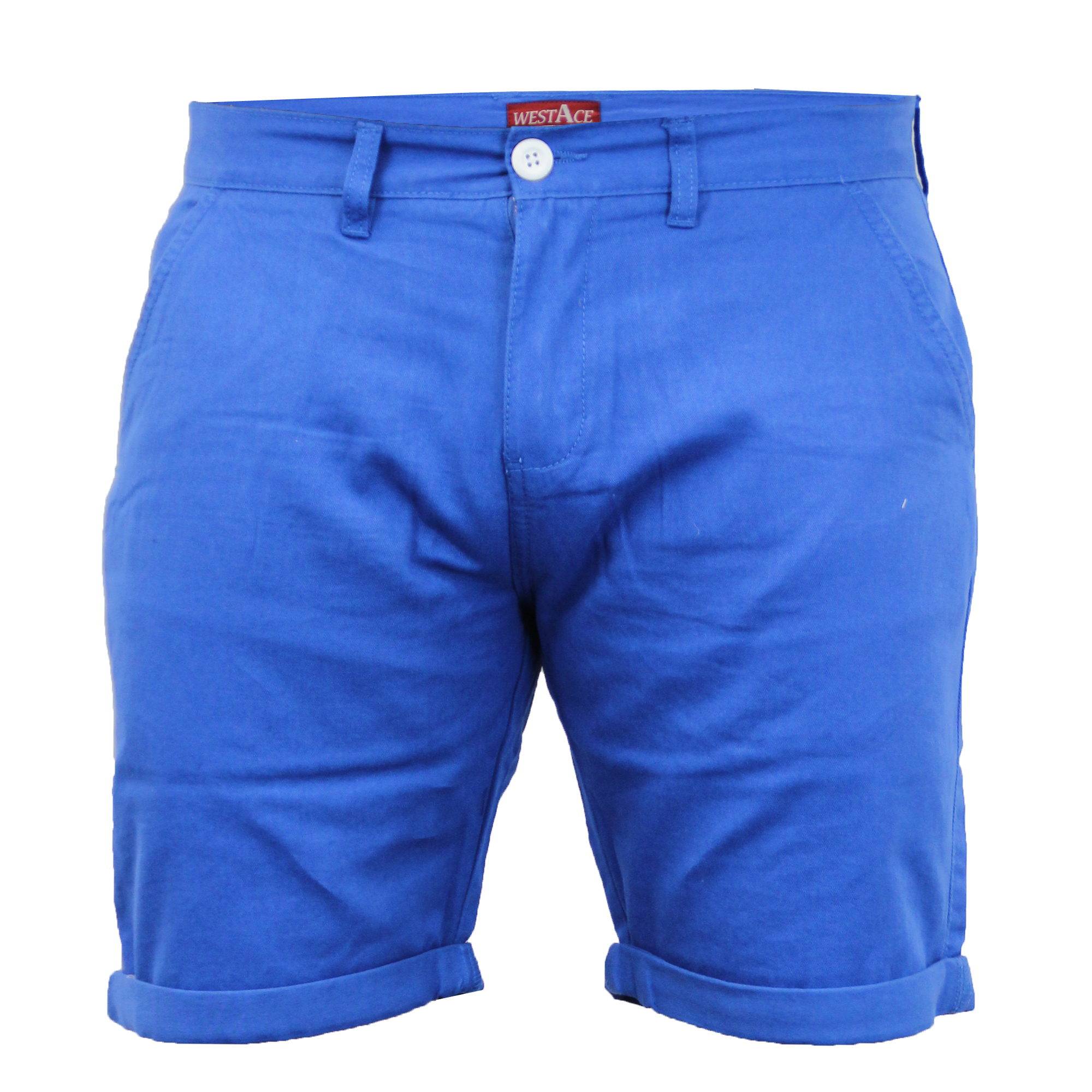 Mens-Chino-Shorts-Threadbare-Pants-Westace-Stallion-Knee-Length-Roll-Up-Summer thumbnail 48