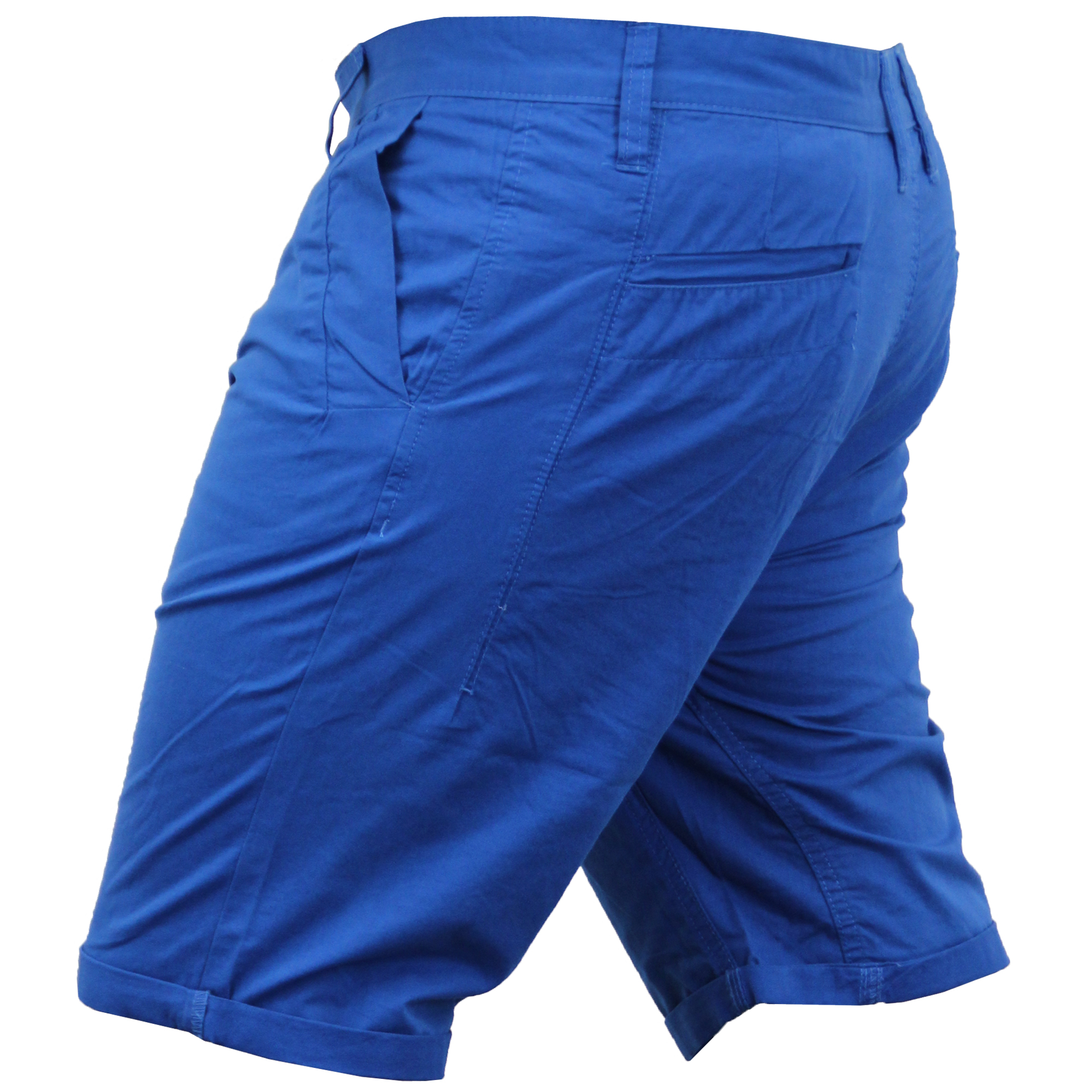 Mens-Chino-Shorts-Threadbare-Pants-Westace-Stallion-Knee-Length-Roll-Up-Summer thumbnail 44